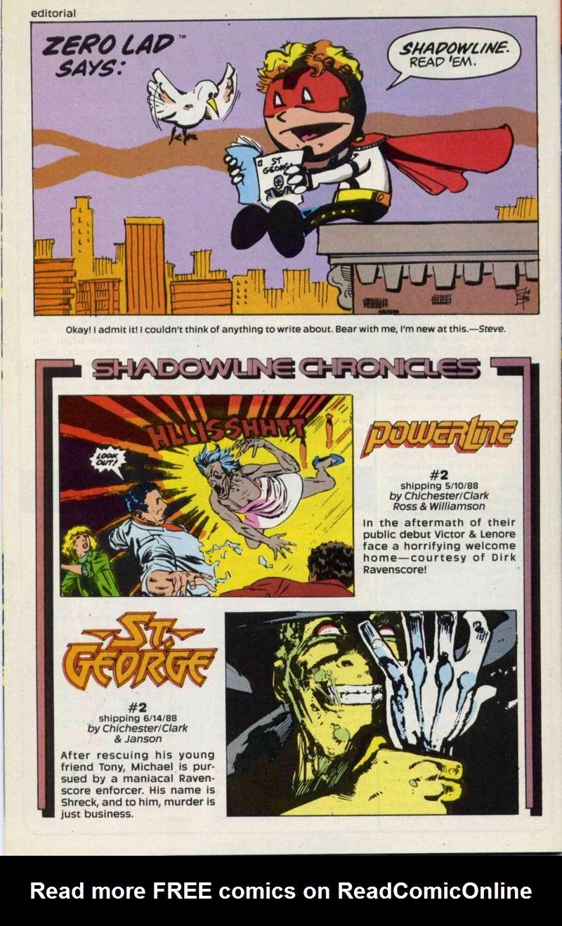 Read online Doctor Zero comic -  Issue #2 - 32