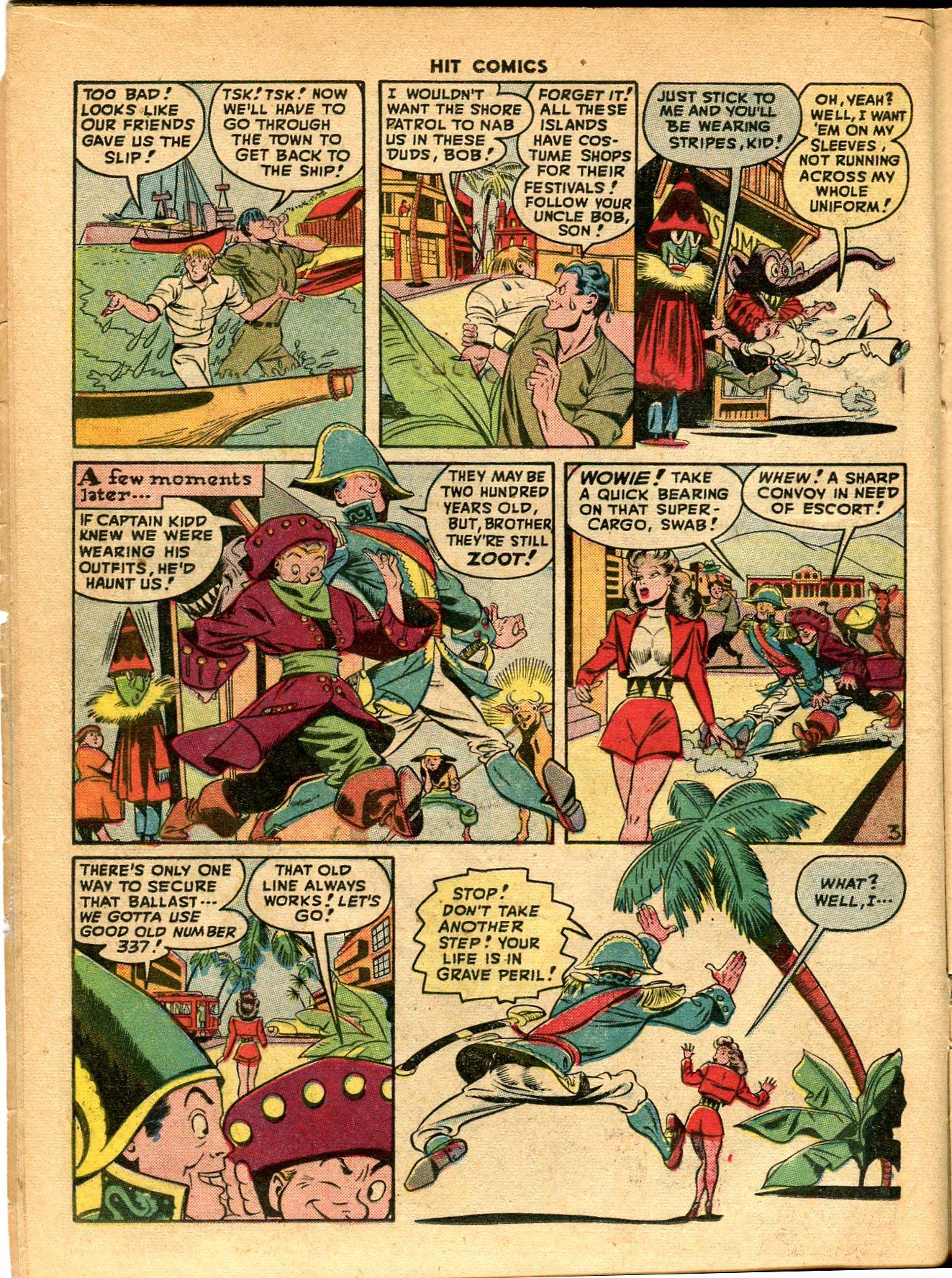 Read online Hit Comics comic -  Issue #49 - 18