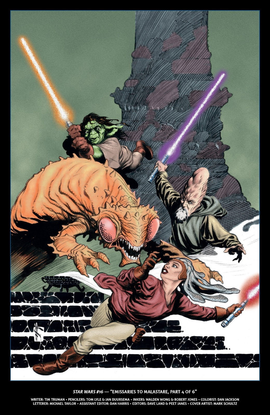 Read online Star Wars Legends Epic Collection: The Menace Revealed comic -  Issue # TPB (Part 4) - 15