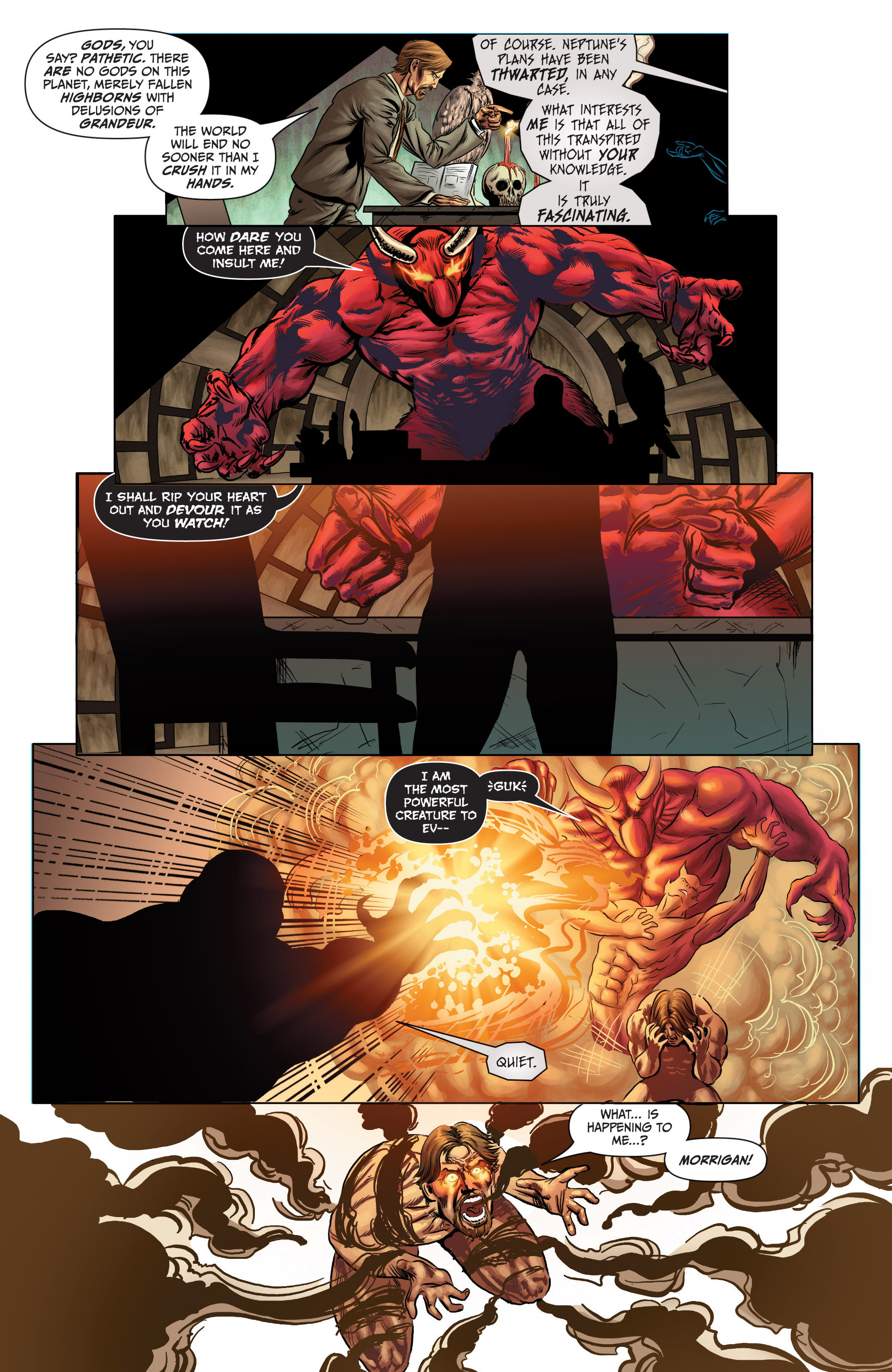 Read online Grimm Fairy Tales presents Grimm Universe comic -  Issue # TPB - 68