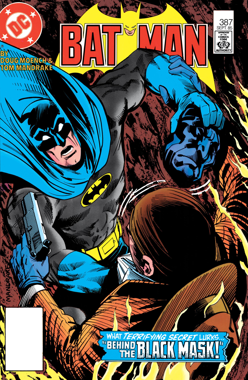 Batman (1940) 387 Page 1