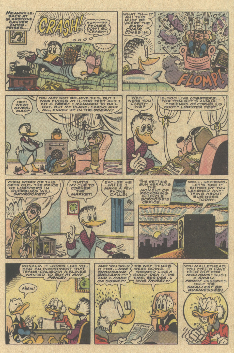 Read online Uncle Scrooge (1953) comic -  Issue #220 - 13
