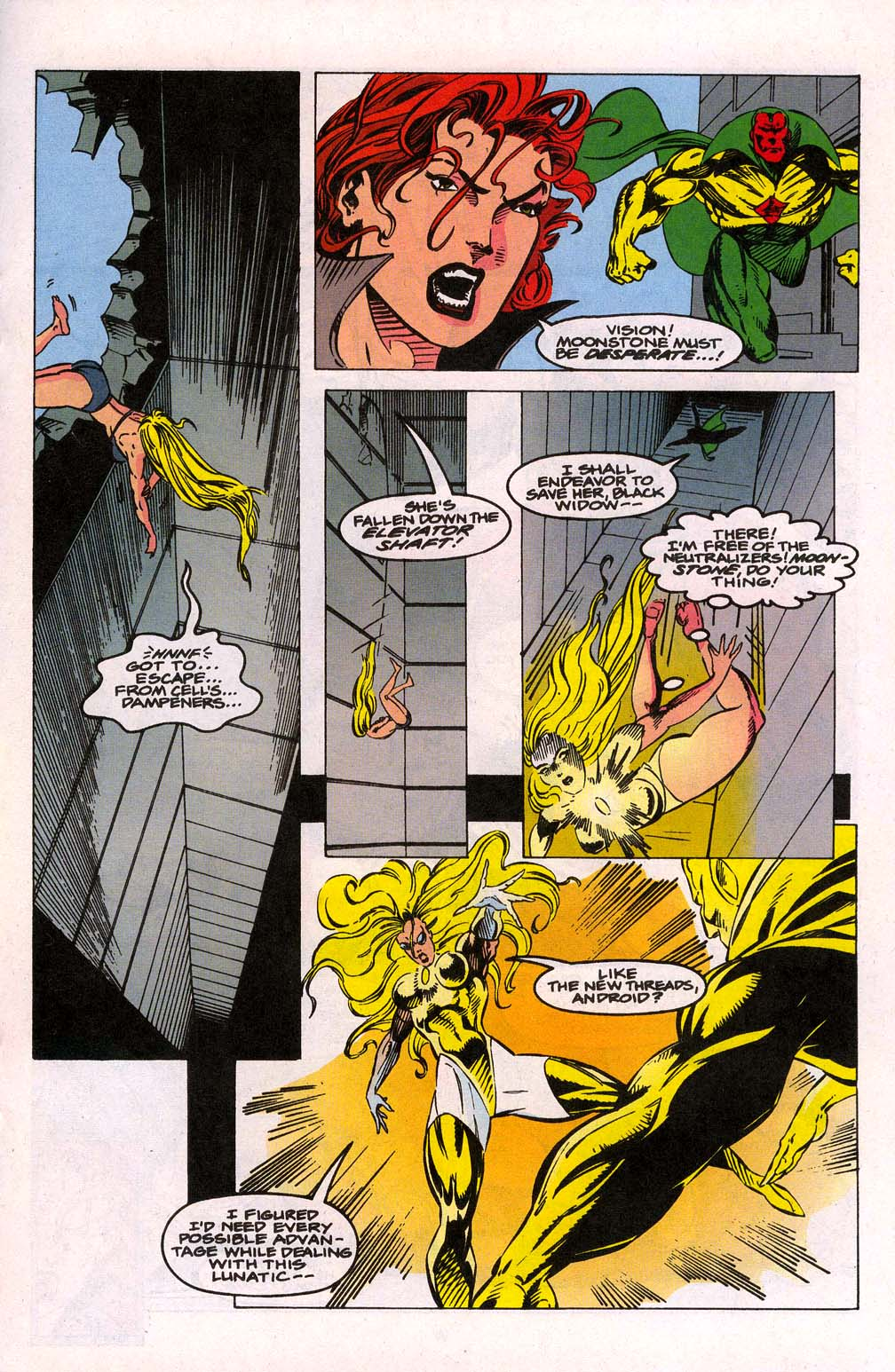 Avengers Unplugged issue 1 - Page 10