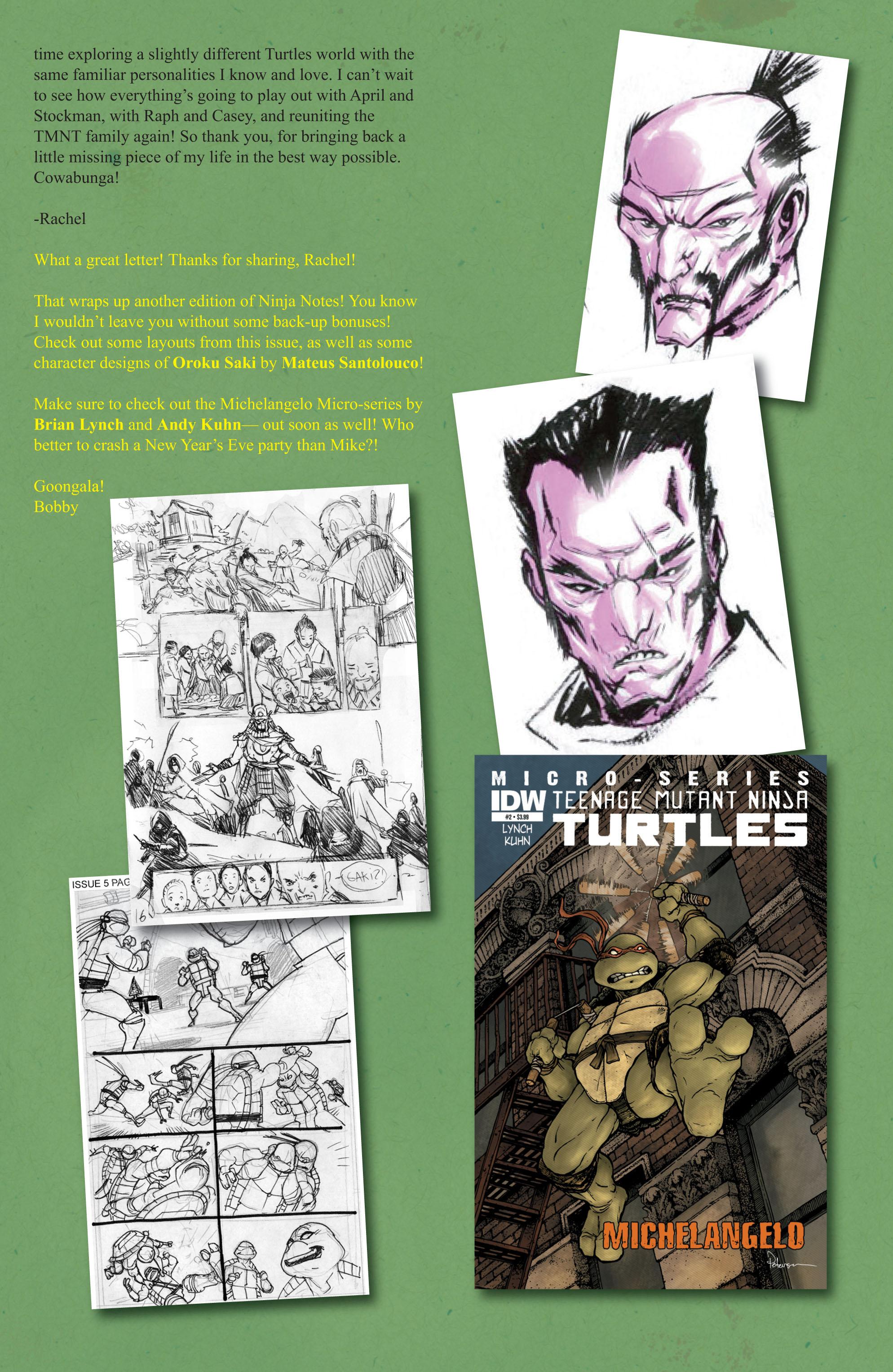 Teenage Mutant Ninja Turtles (2011) 5 Page 30