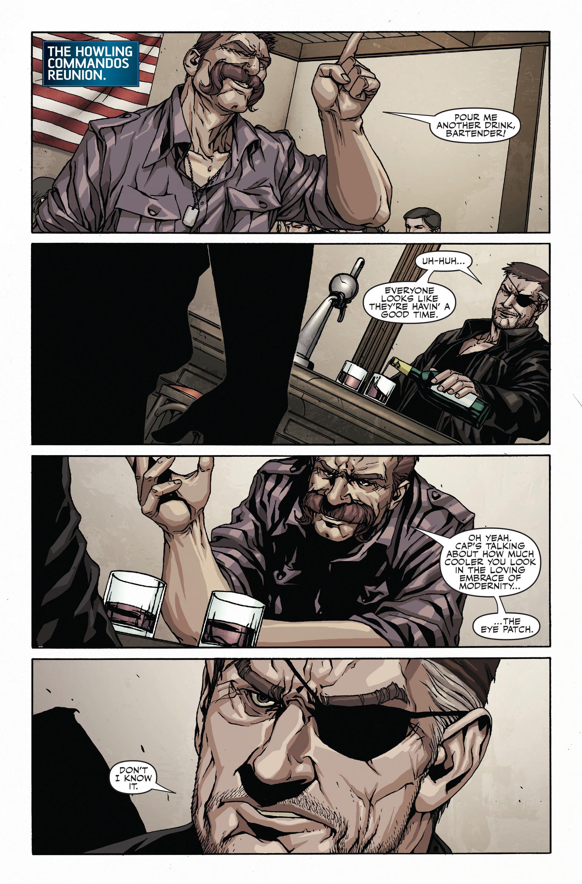 Read online Secret Warriors comic -  Issue #18 - 18