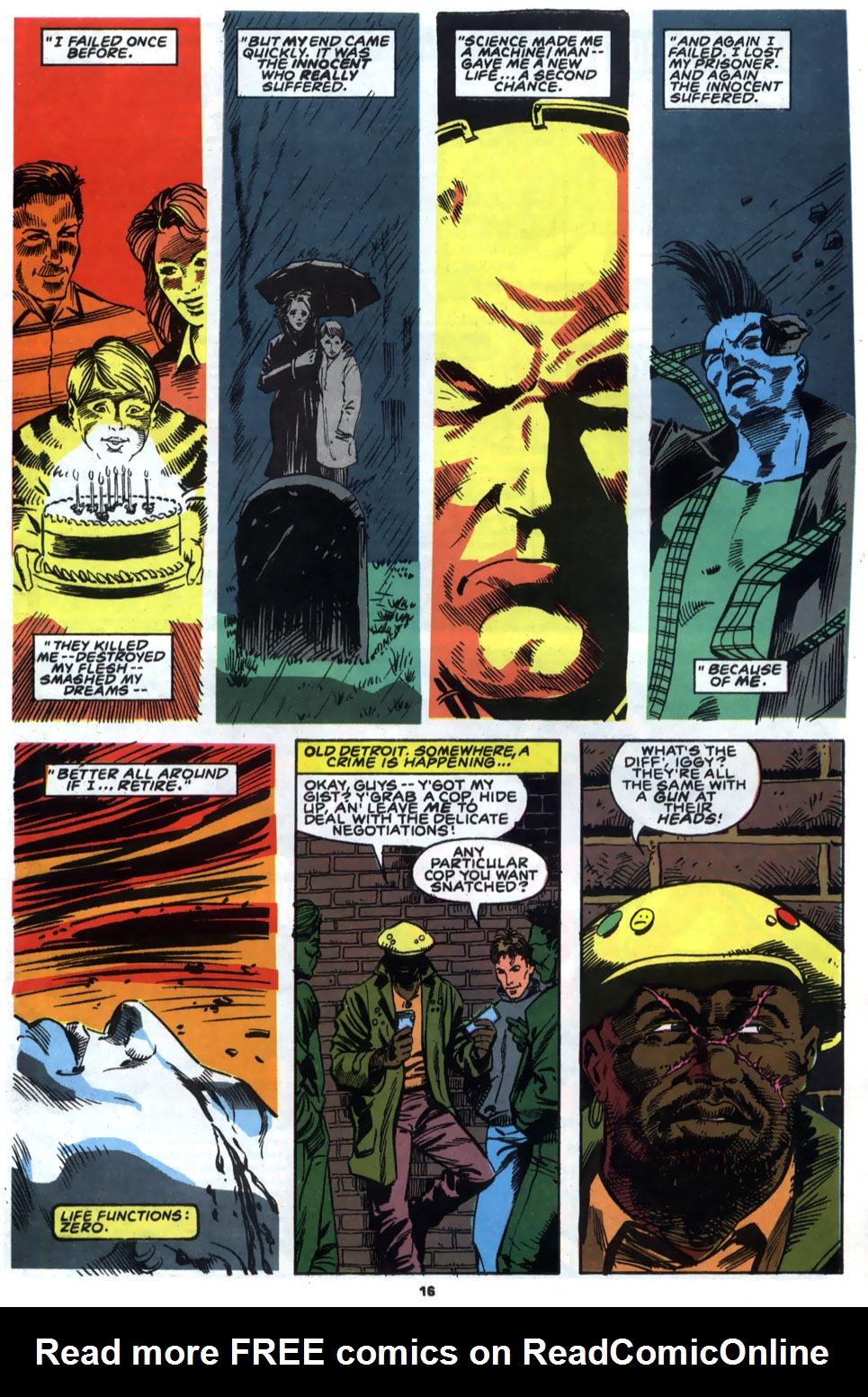 Read online Robocop (1990) comic -  Issue #2 - 13