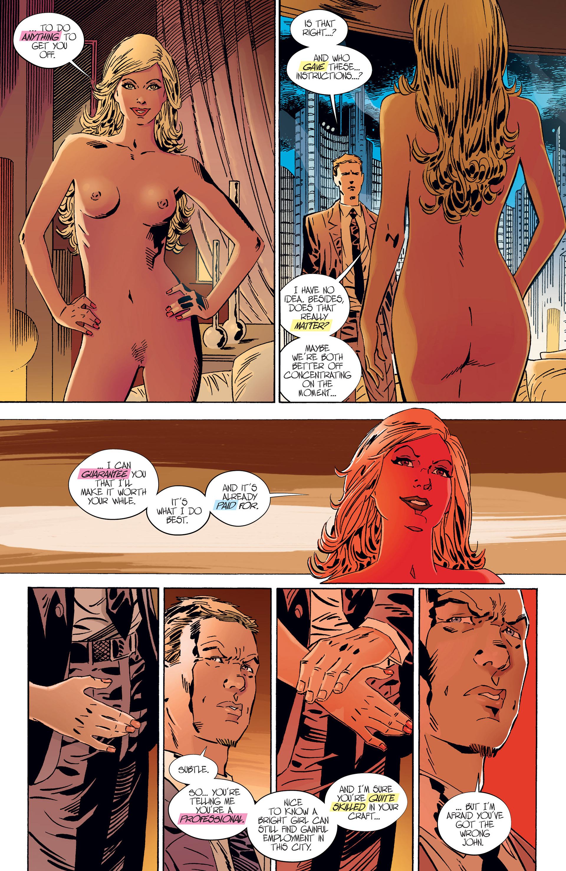 Read online Sex comic -  Issue #2 - 19