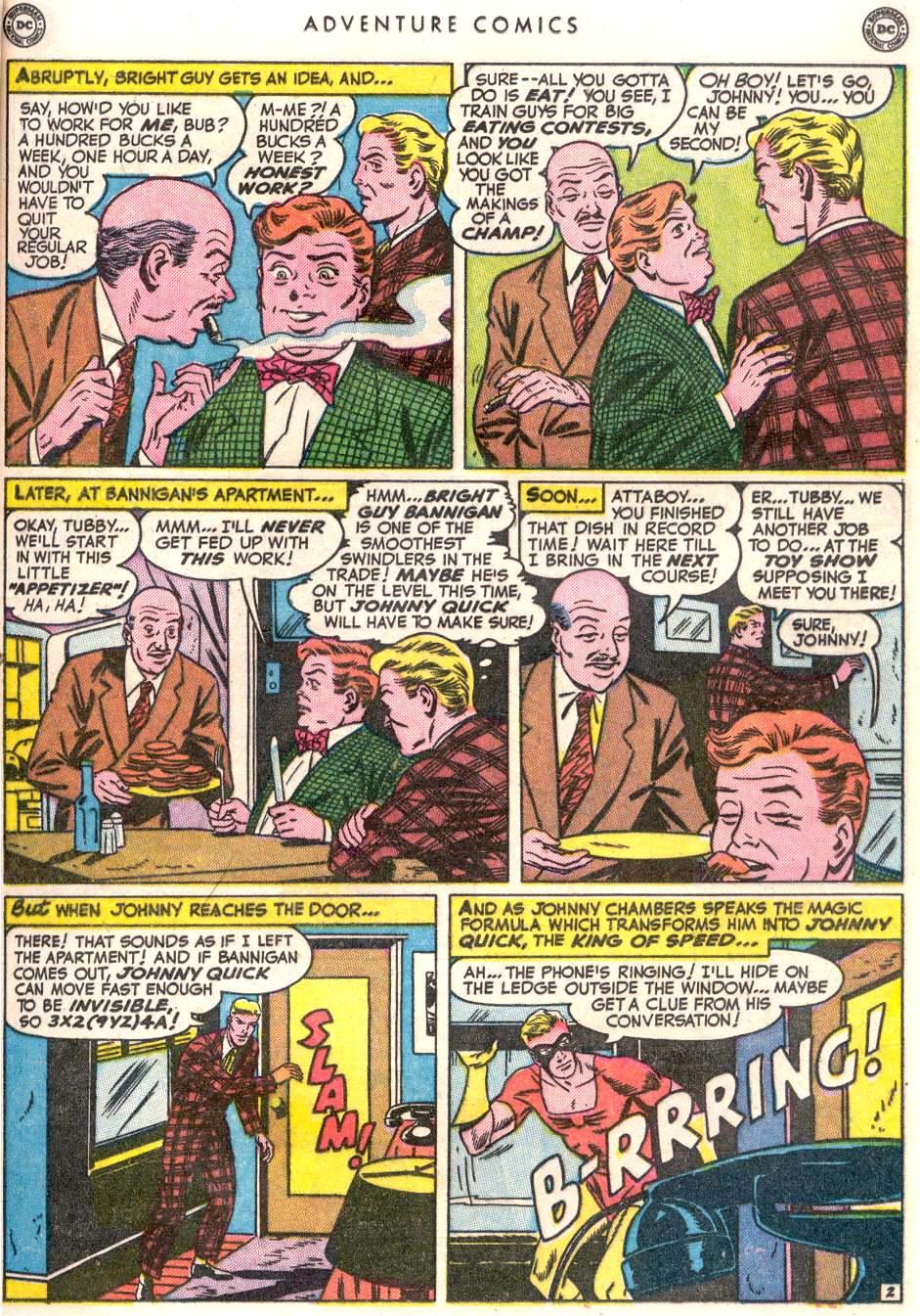 Read online Adventure Comics (1938) comic -  Issue #156 - 17