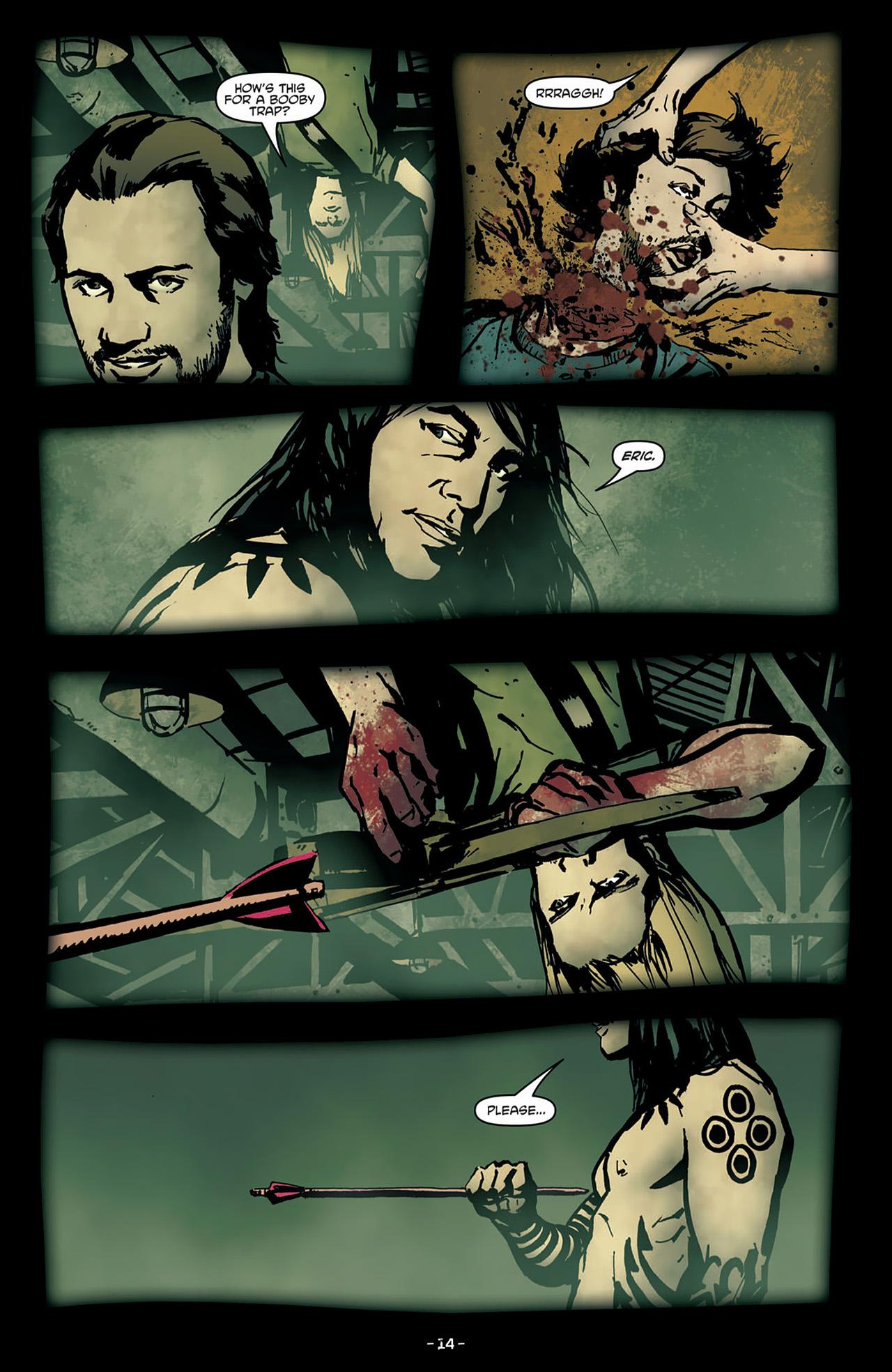 Read online True Blood (2012) comic -  Issue #2 - 15