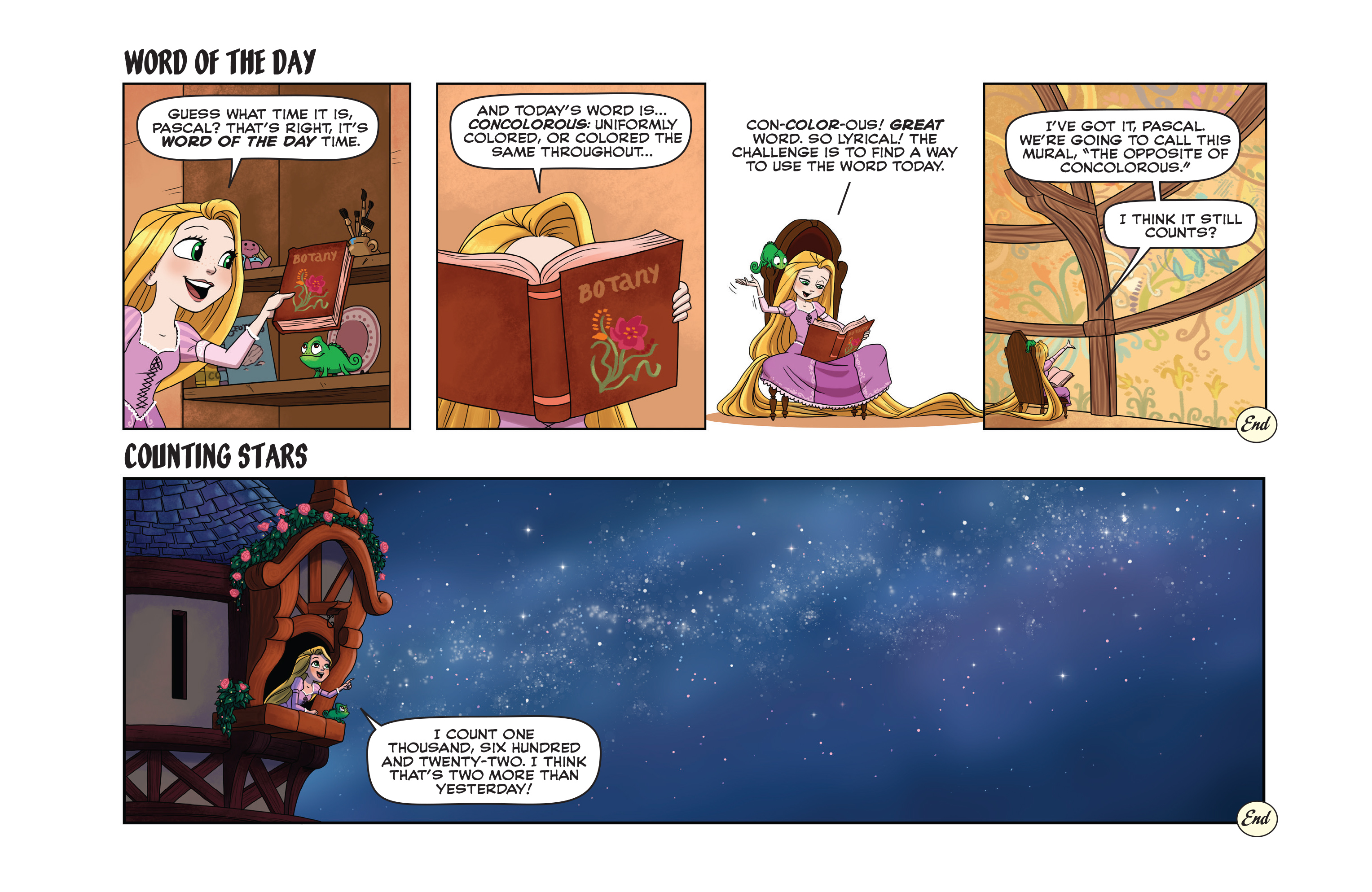 Read online Disney Princess comic -  Issue #9 - 25