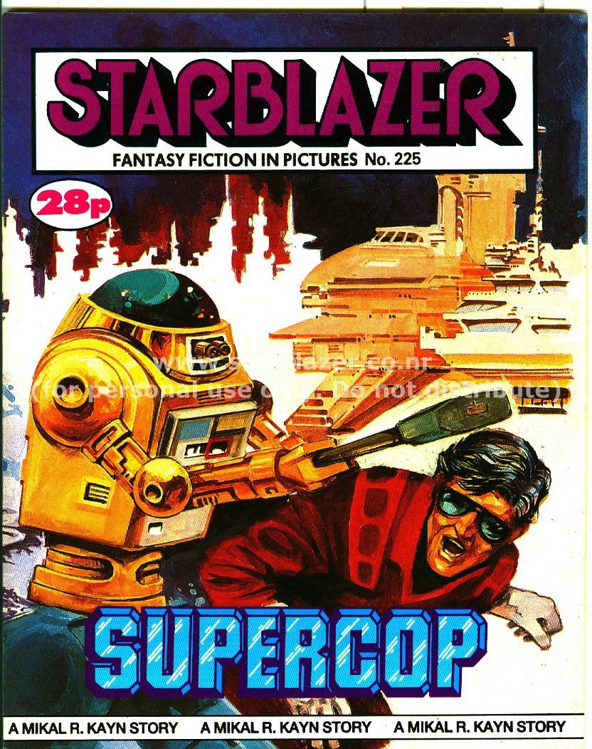 Starblazer issue 225 - Page 1