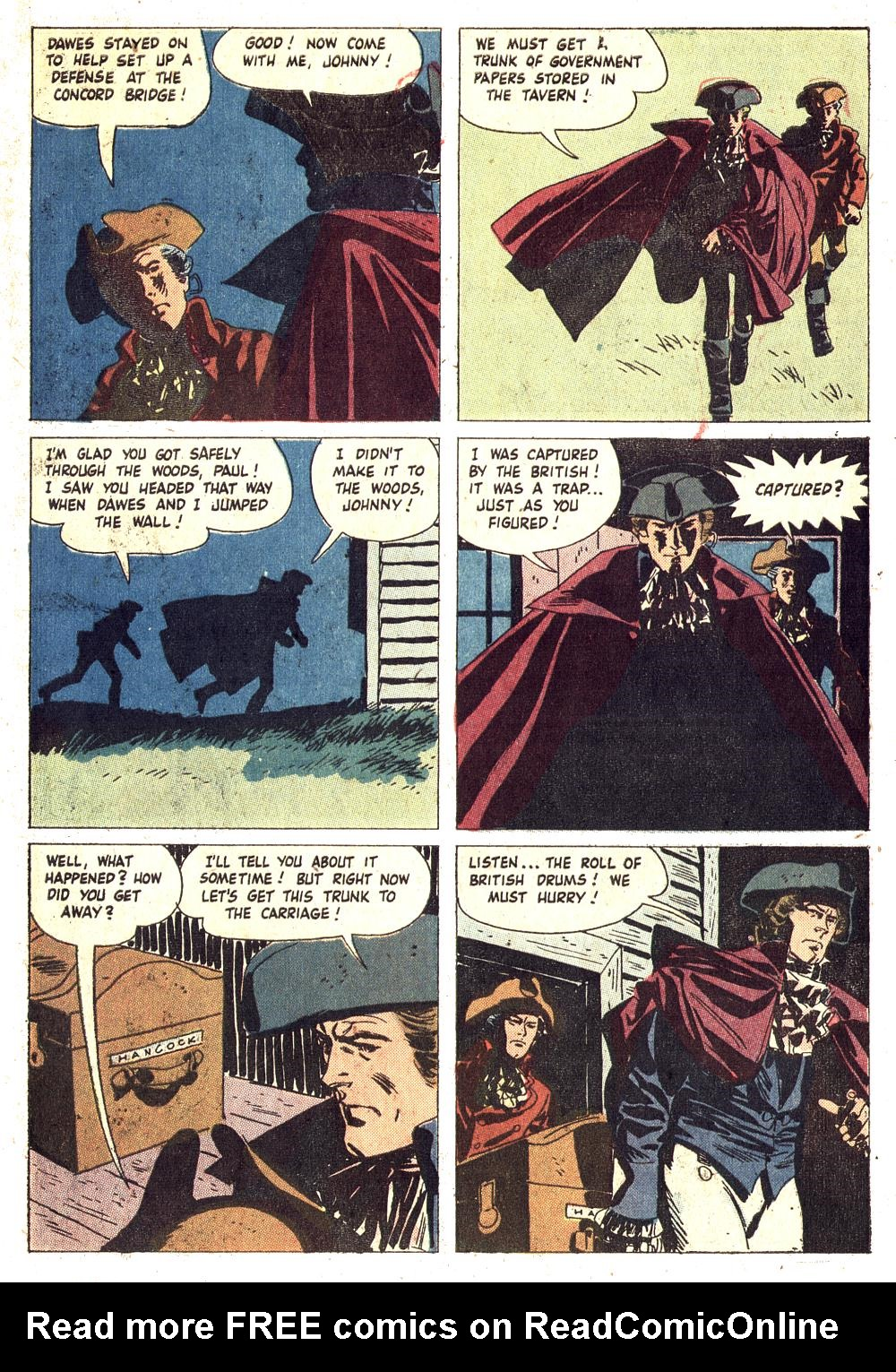 Four Color Comics issue 822 - Page 31
