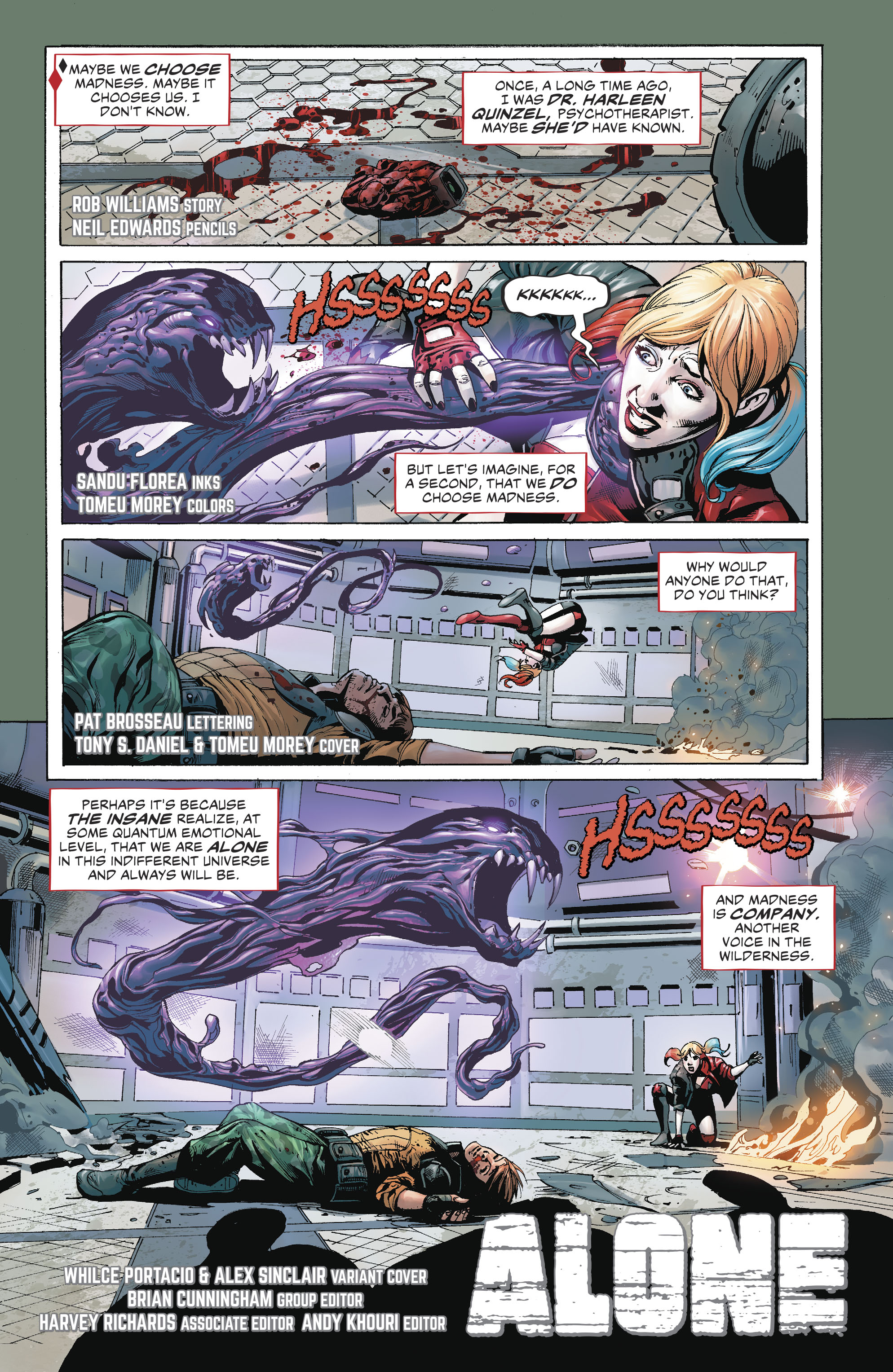 Read online Suicide Squad (2016) comic -  Issue #19 - 4