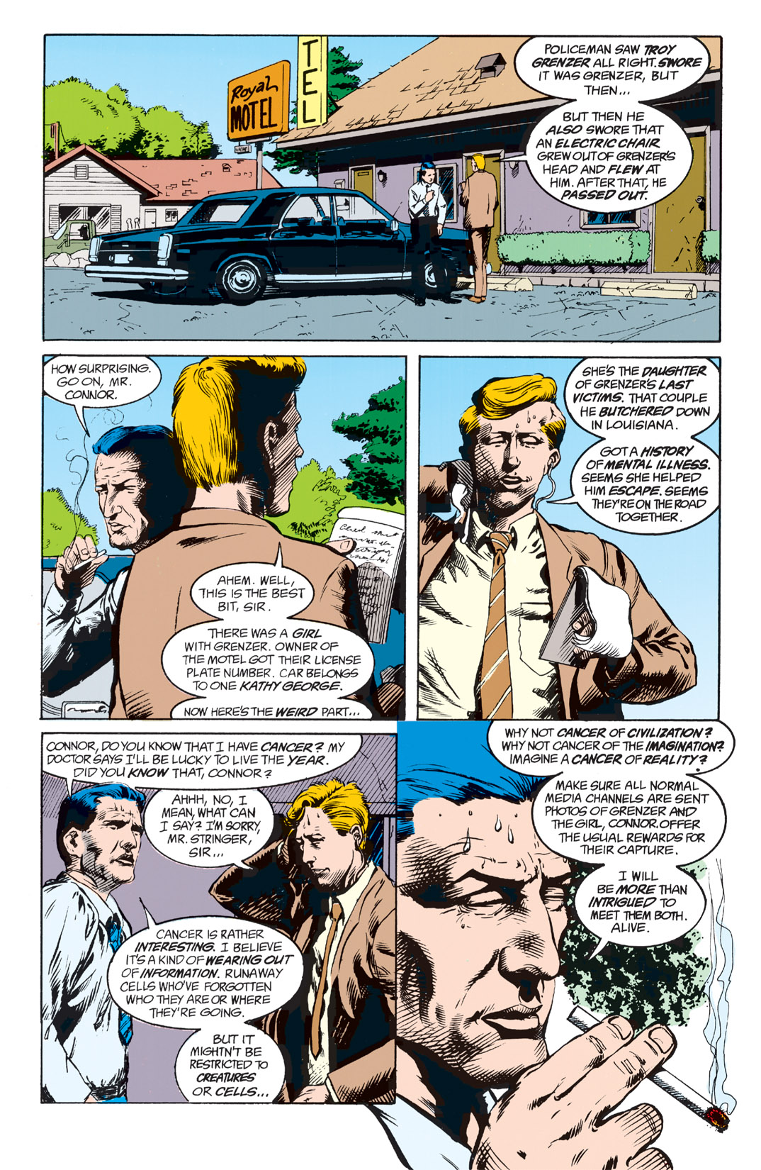 Read online Shade, the Changing Man comic -  Issue #2 - 20