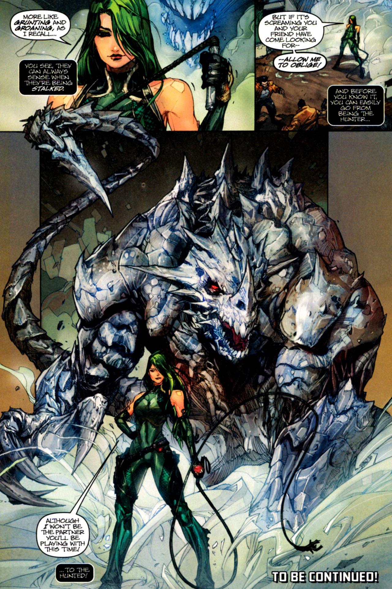 Read online Astonishing Tales (2009) comic -  Issue #1 - 10