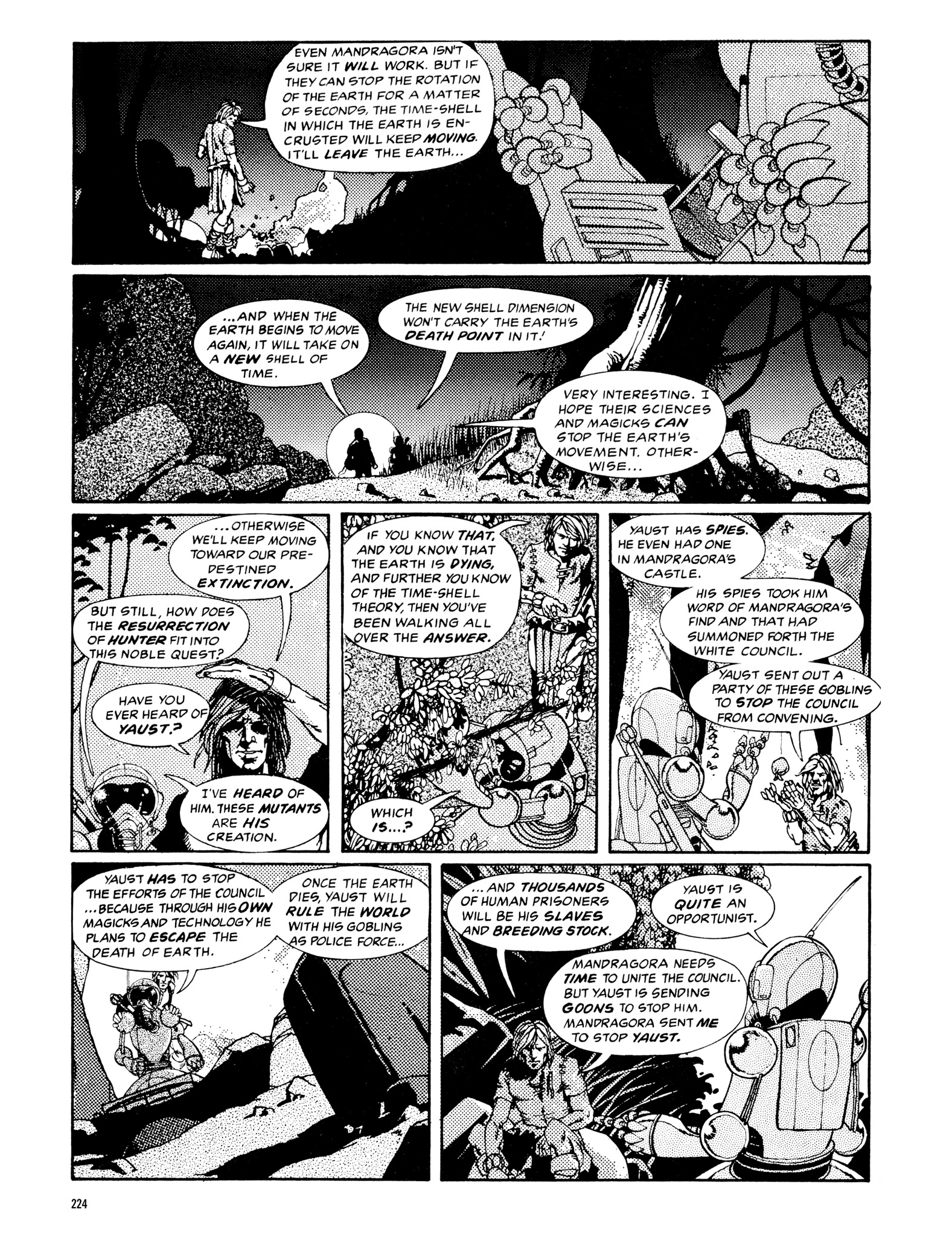 Read online Eerie Archives comic -  Issue # TPB 14 - 225