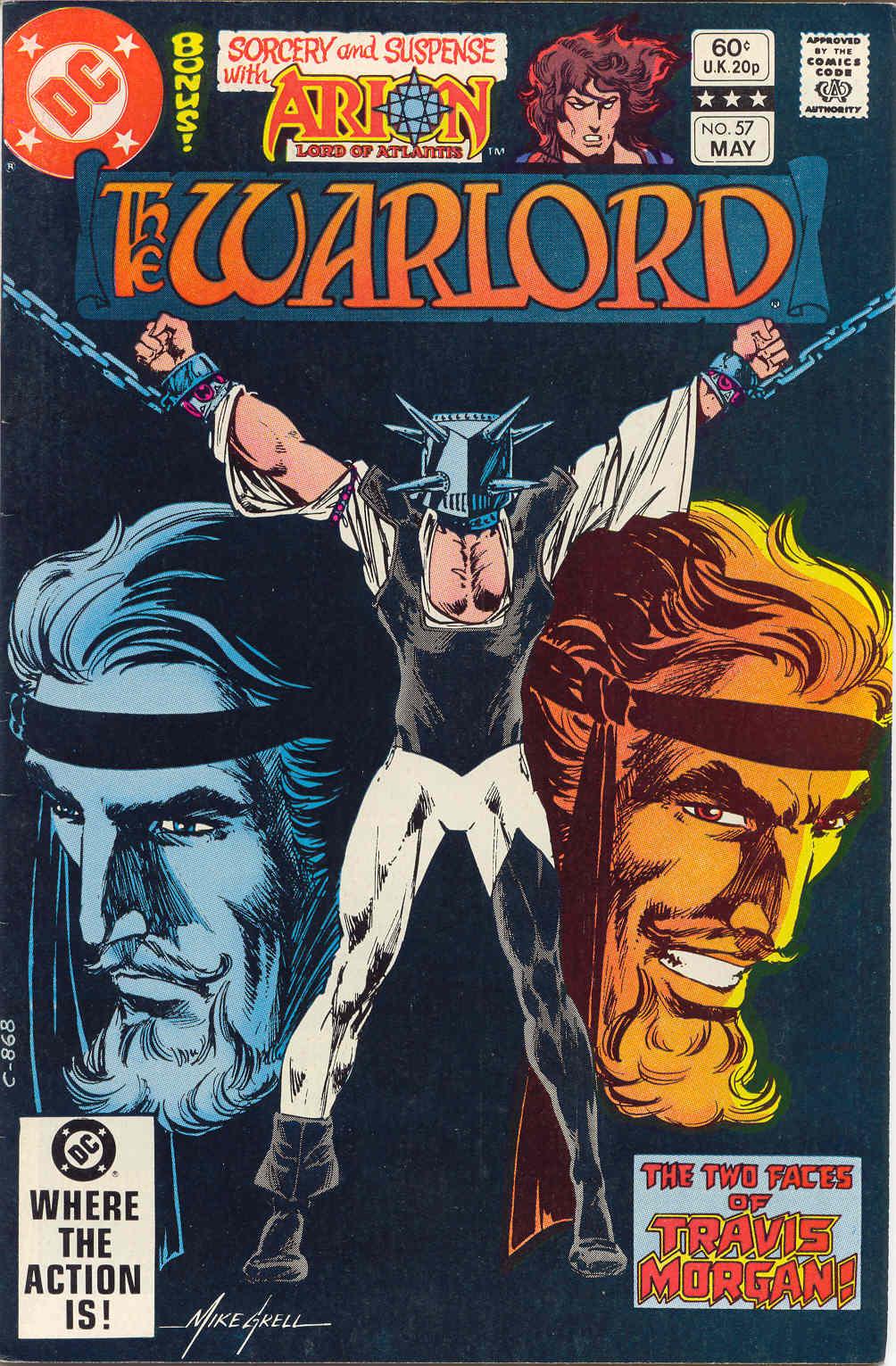 Warlord (1976) 57 Page 1