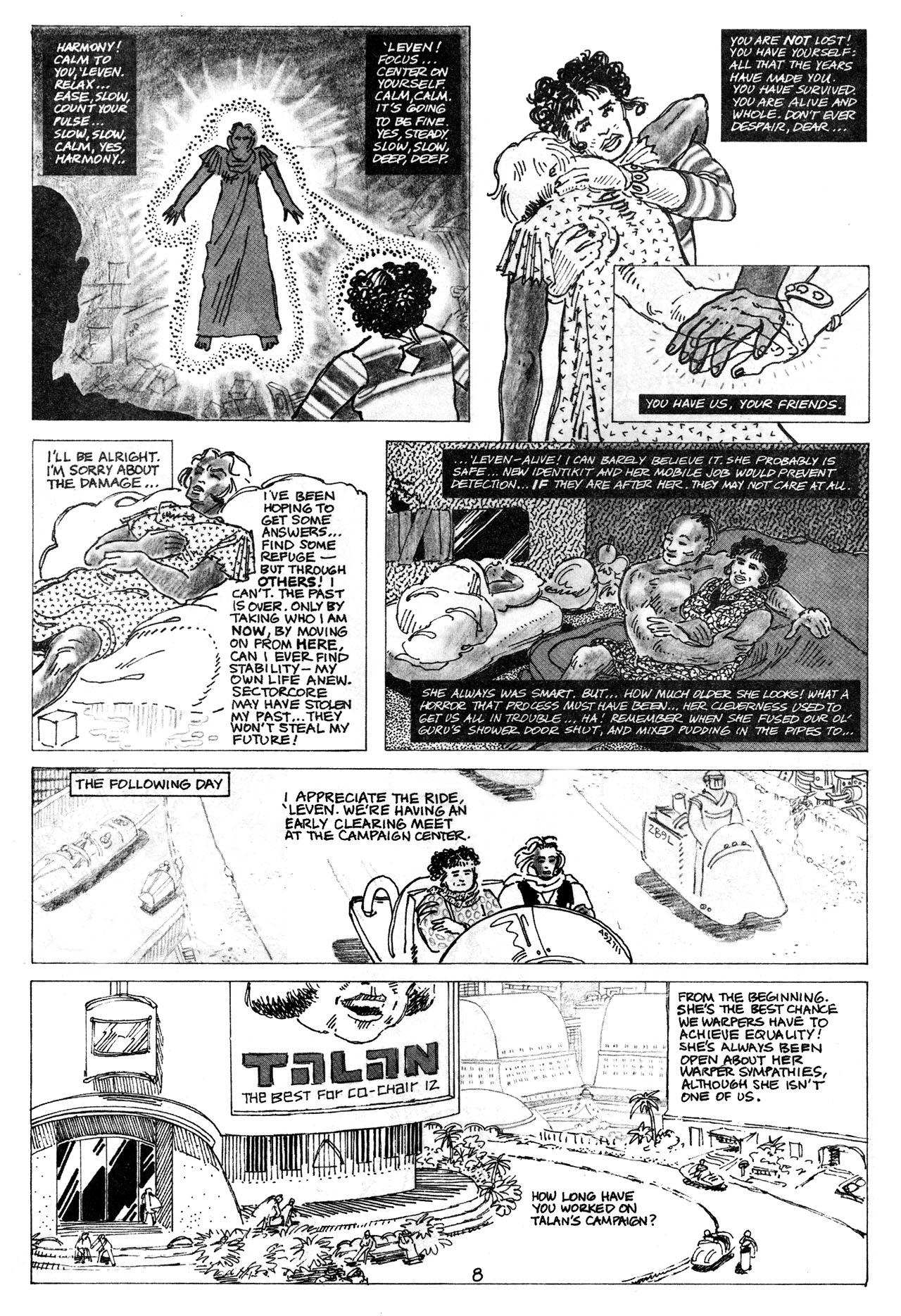 Read online Star*Reach comic -  Issue #16 - 10