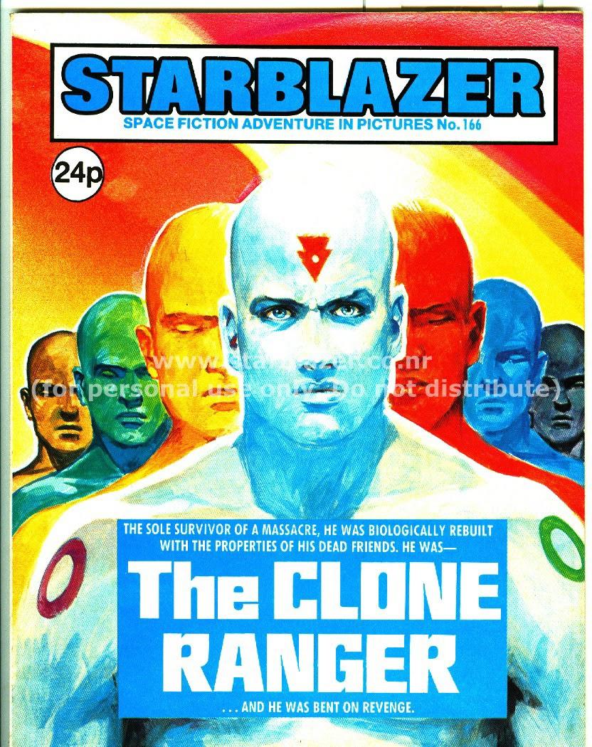 Starblazer issue 166 - Page 1