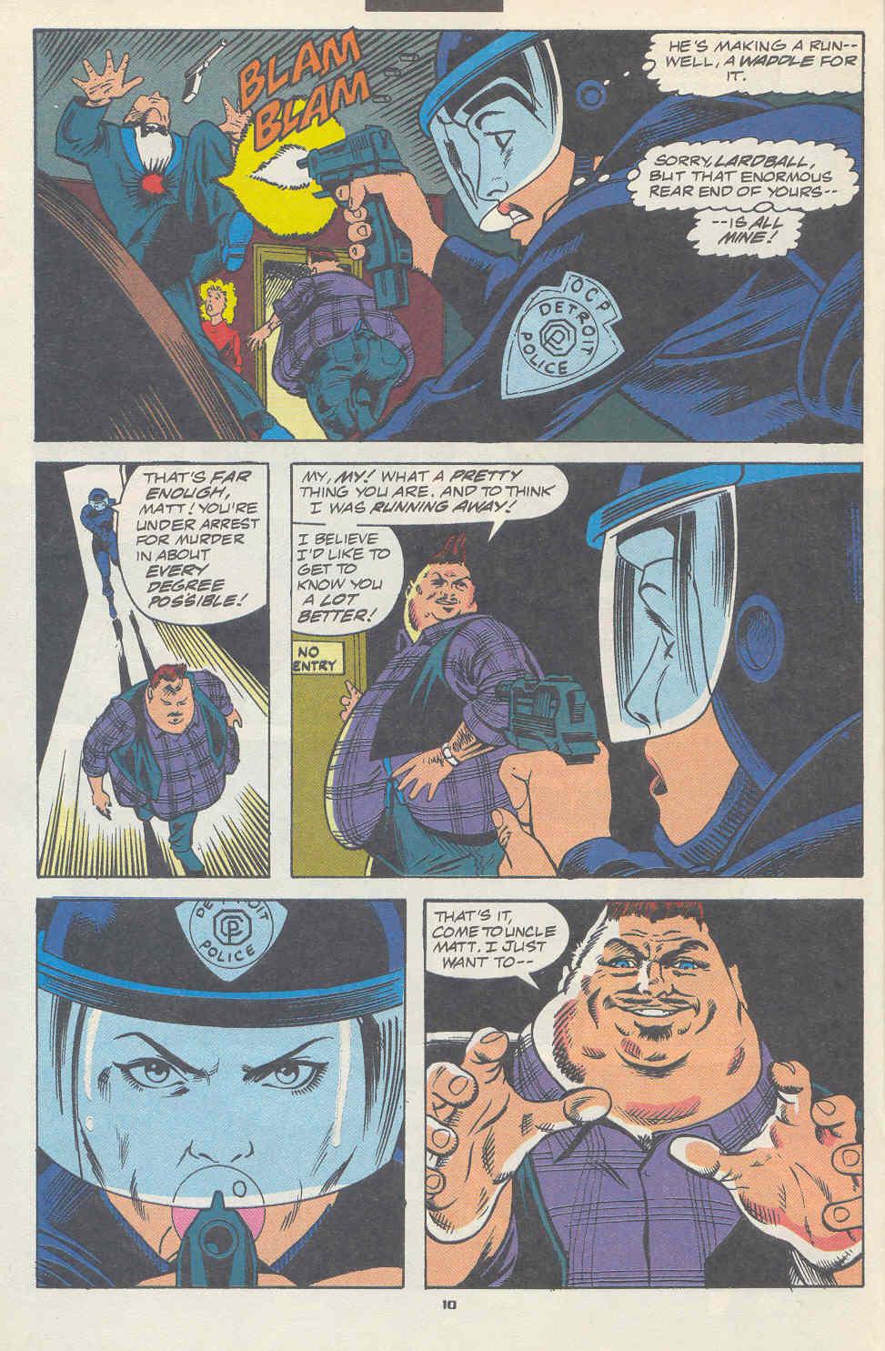 Read online Robocop (1990) comic -  Issue #17 - 9