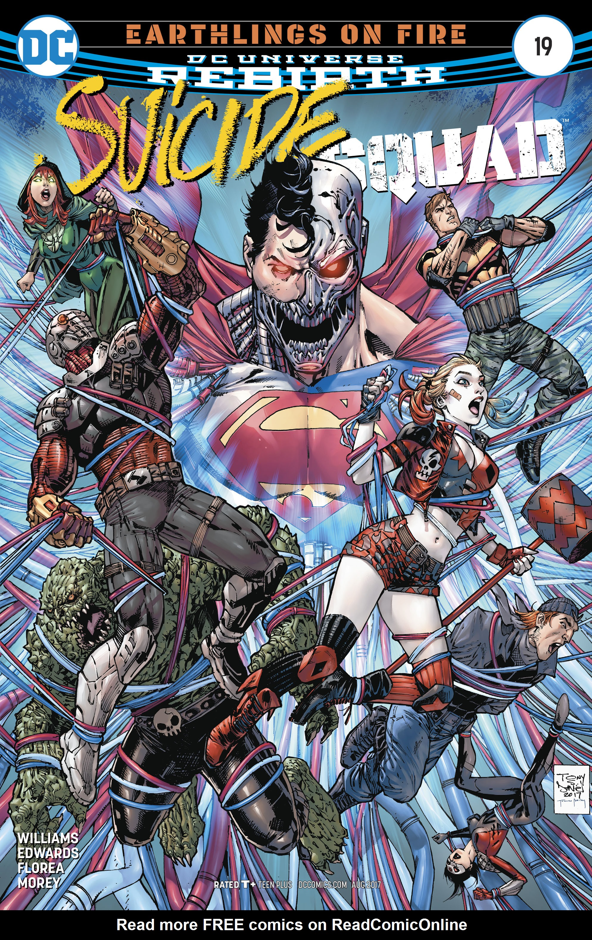 Read online Suicide Squad (2016) comic -  Issue #19 - 1