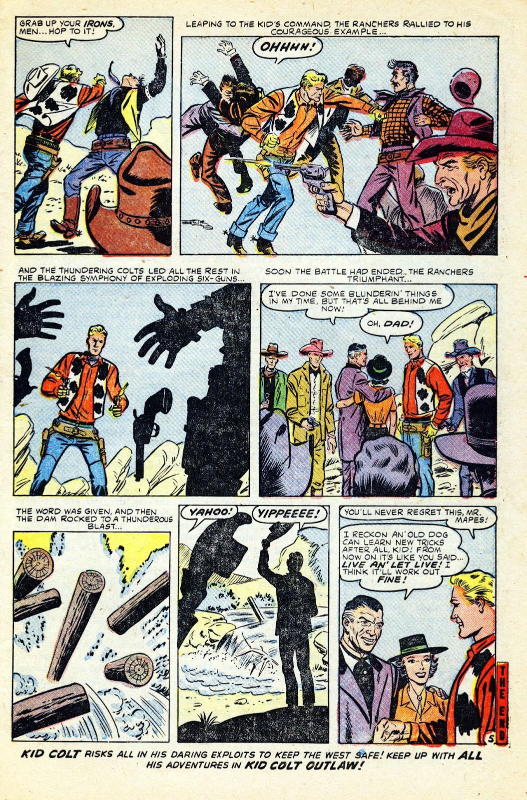 Gunsmoke Western issue 32 - Page 7