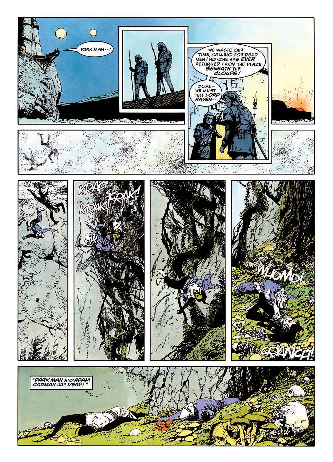 Read online Mazeworld comic -  Issue # TPB - 96