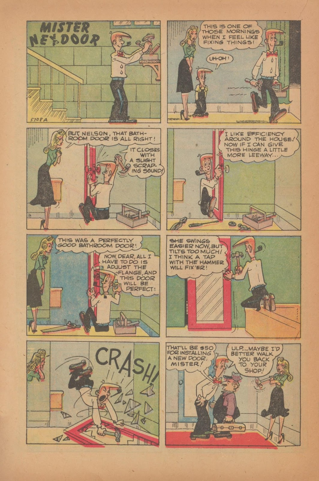 Nellie The Nurse (1945) issue 28 - Page 16