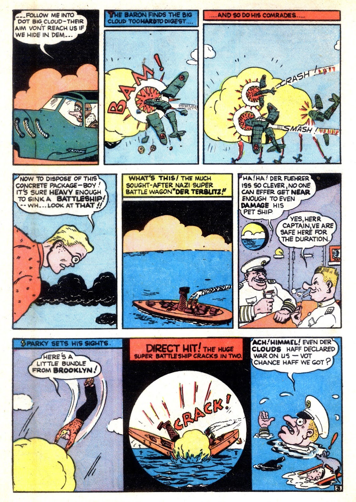 Sparky Watts issue 4 - Page 10