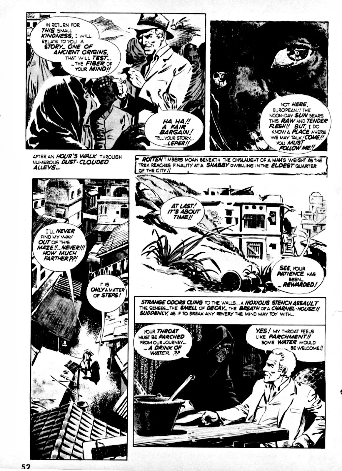 Nightmare (1970) issue 14 - Page 50