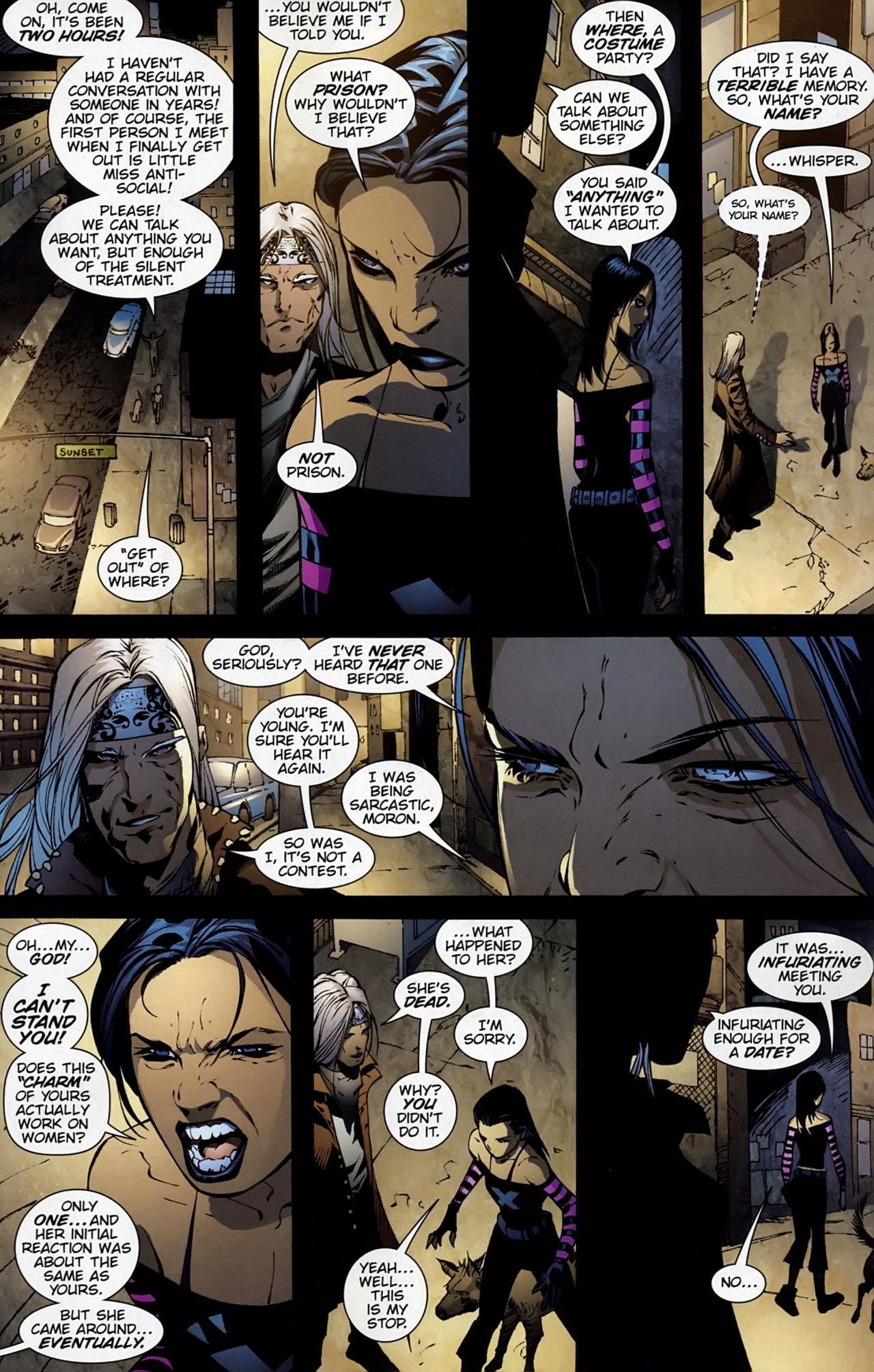 Read online Dead Romeo comic -  Issue #1 - 11