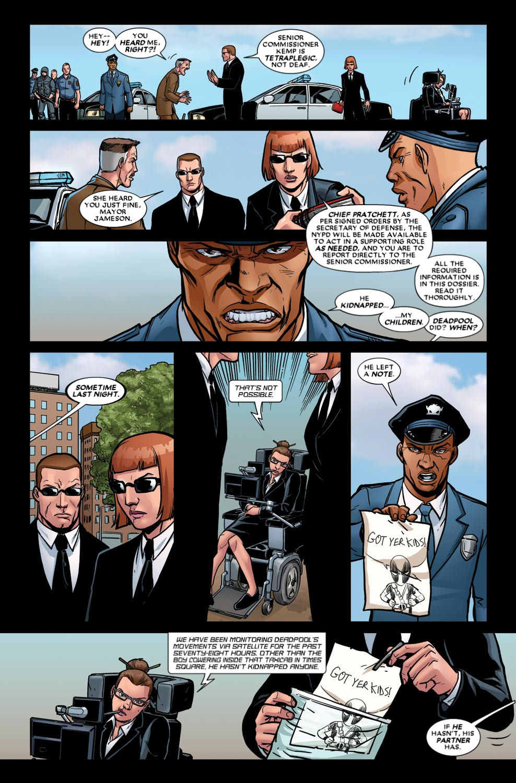Read online Deadpool (2008) comic -  Issue #48 - 11