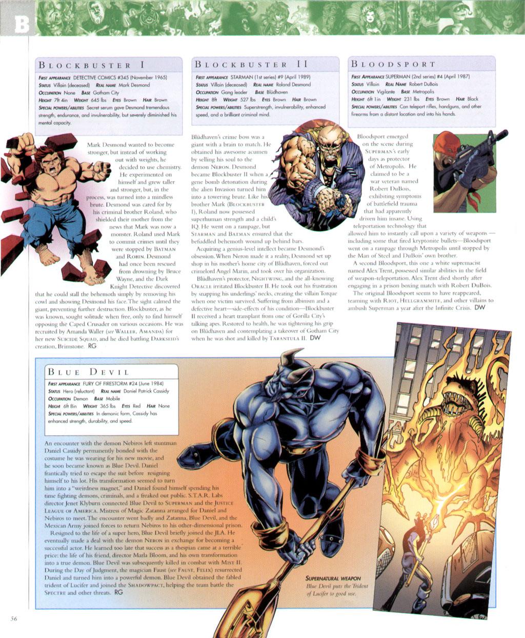 The DC Comics Encyclopedia #TPB_2_(Part_1) - Read The DC