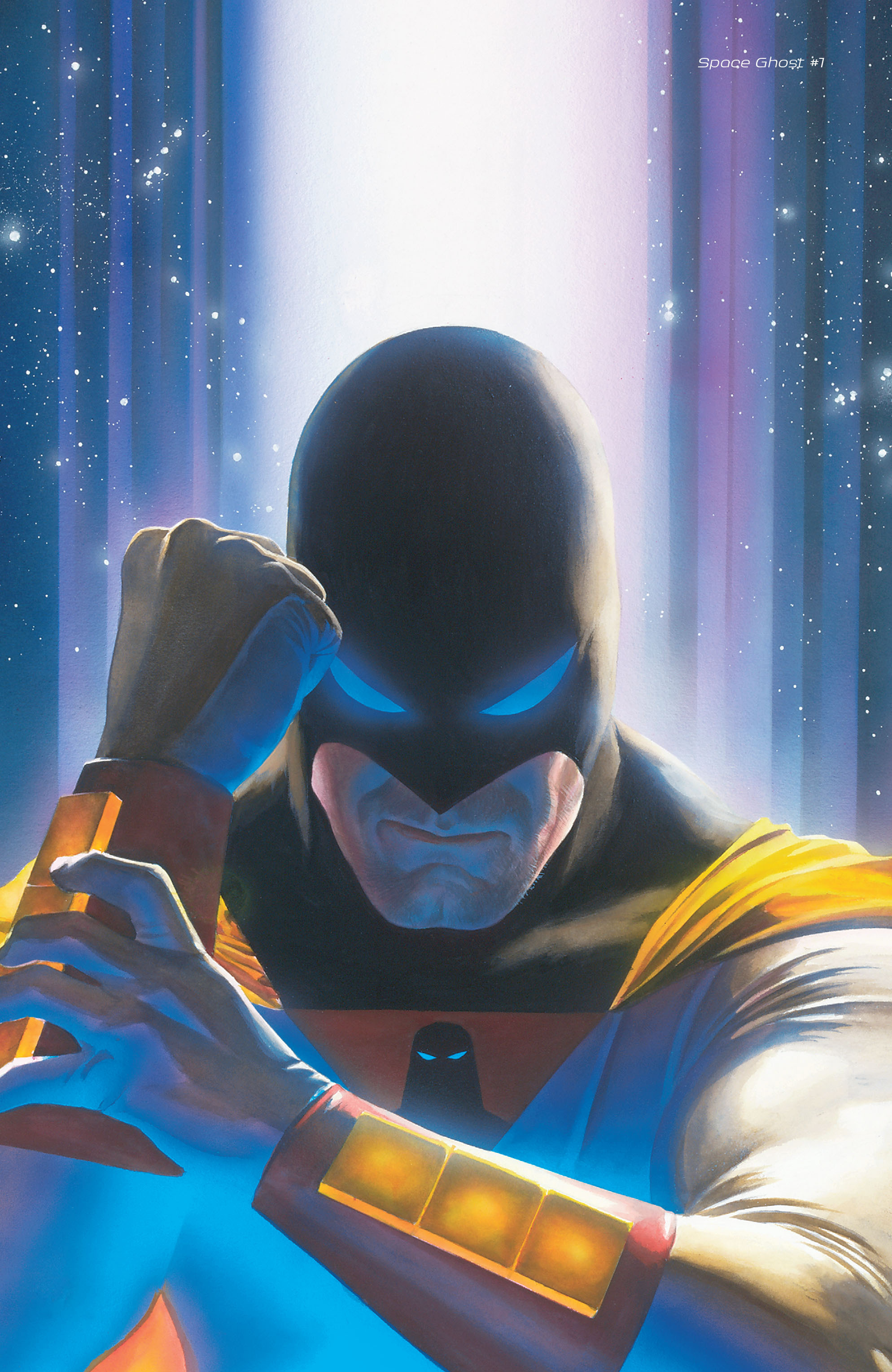 Read online Space Ghost (2016) comic -  Issue # Full - 135