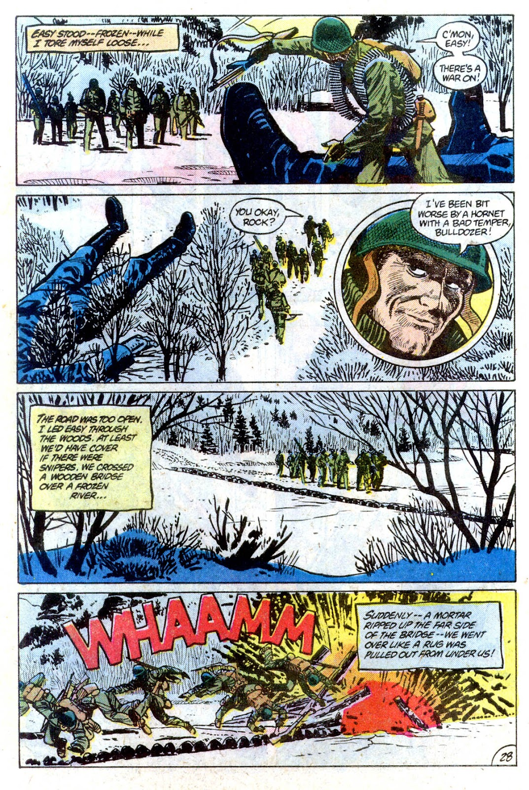 Sgt. Rock issue Annual 2 - Page 30