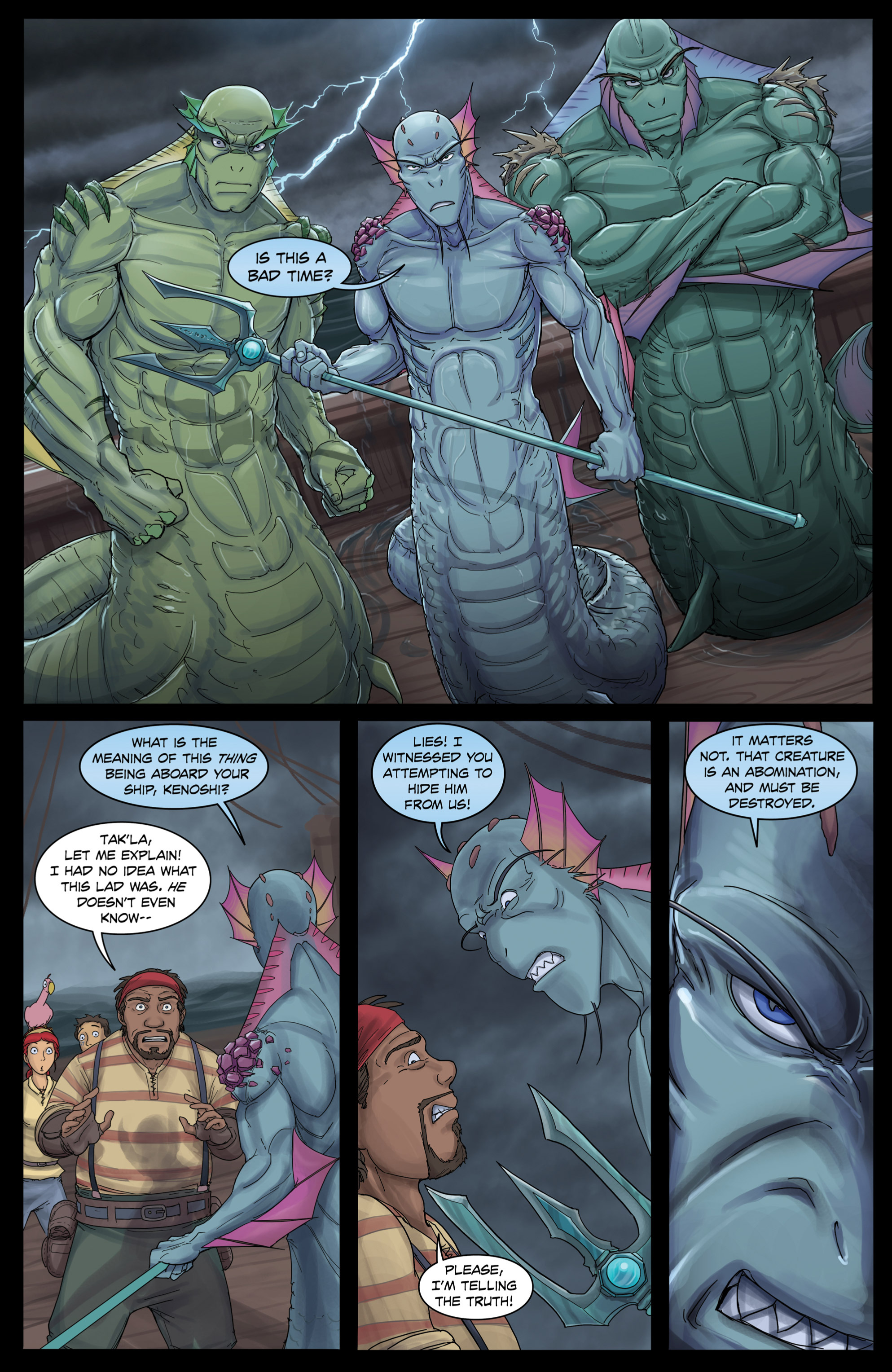 Read online Anne Bonnie comic -  Issue #3 - 12