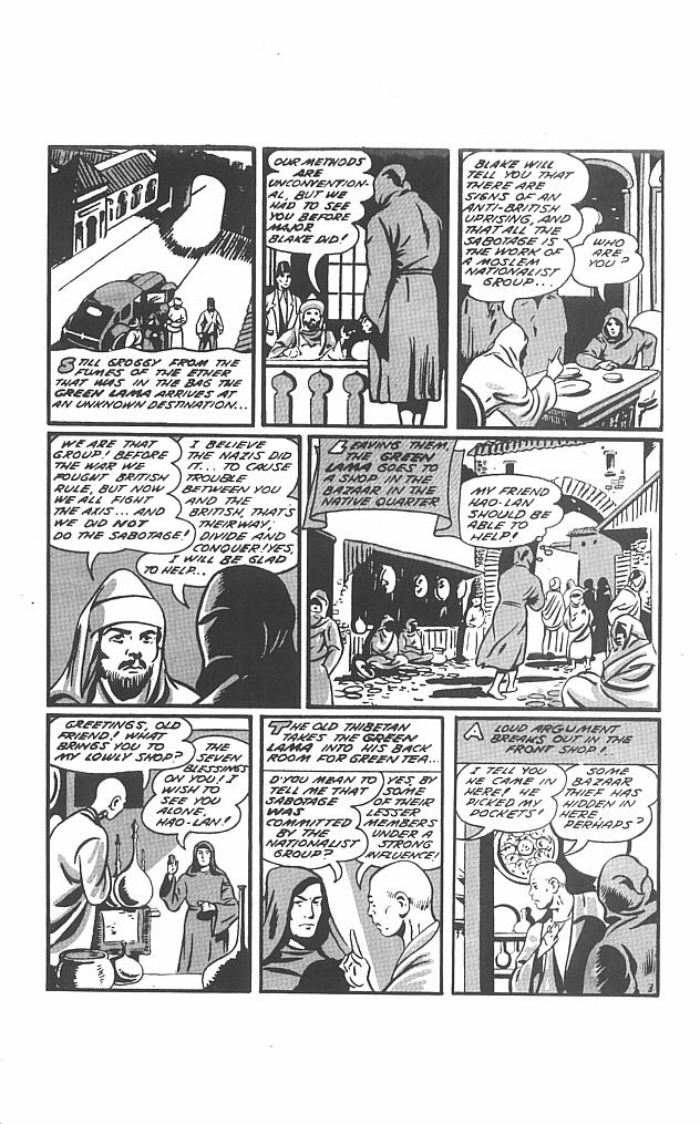 Read online Men of Mystery Comics comic -  Issue #25 - 30