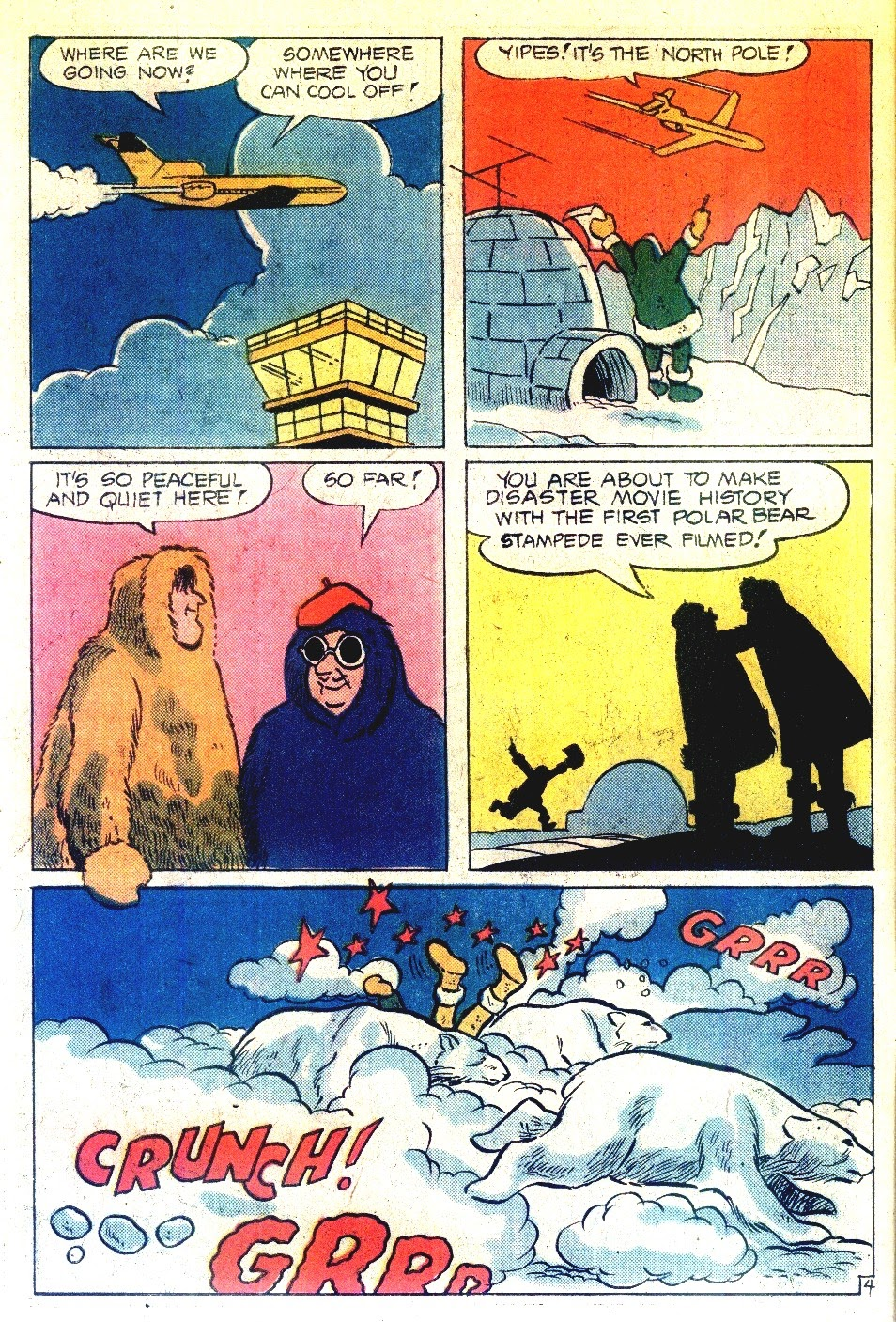 Read online Madhouse Comics comic -  Issue #106 - 6