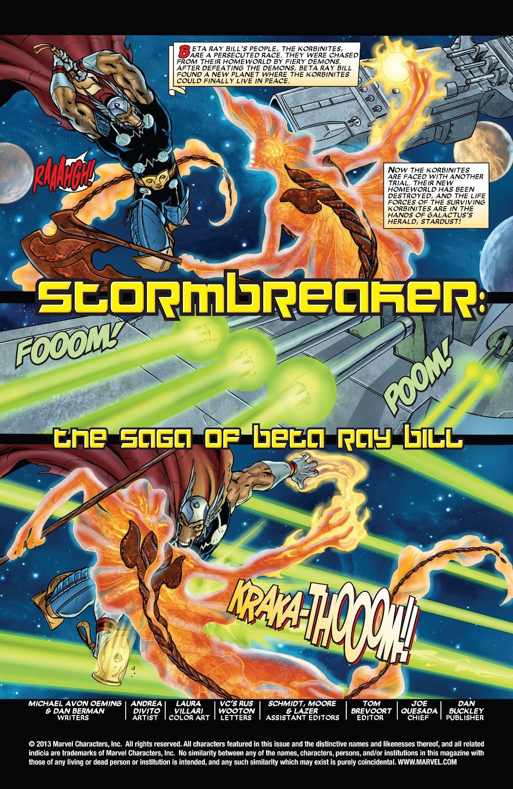 Read online Thor: Ragnaroks comic -  Issue # TPB (Part 4) - 7