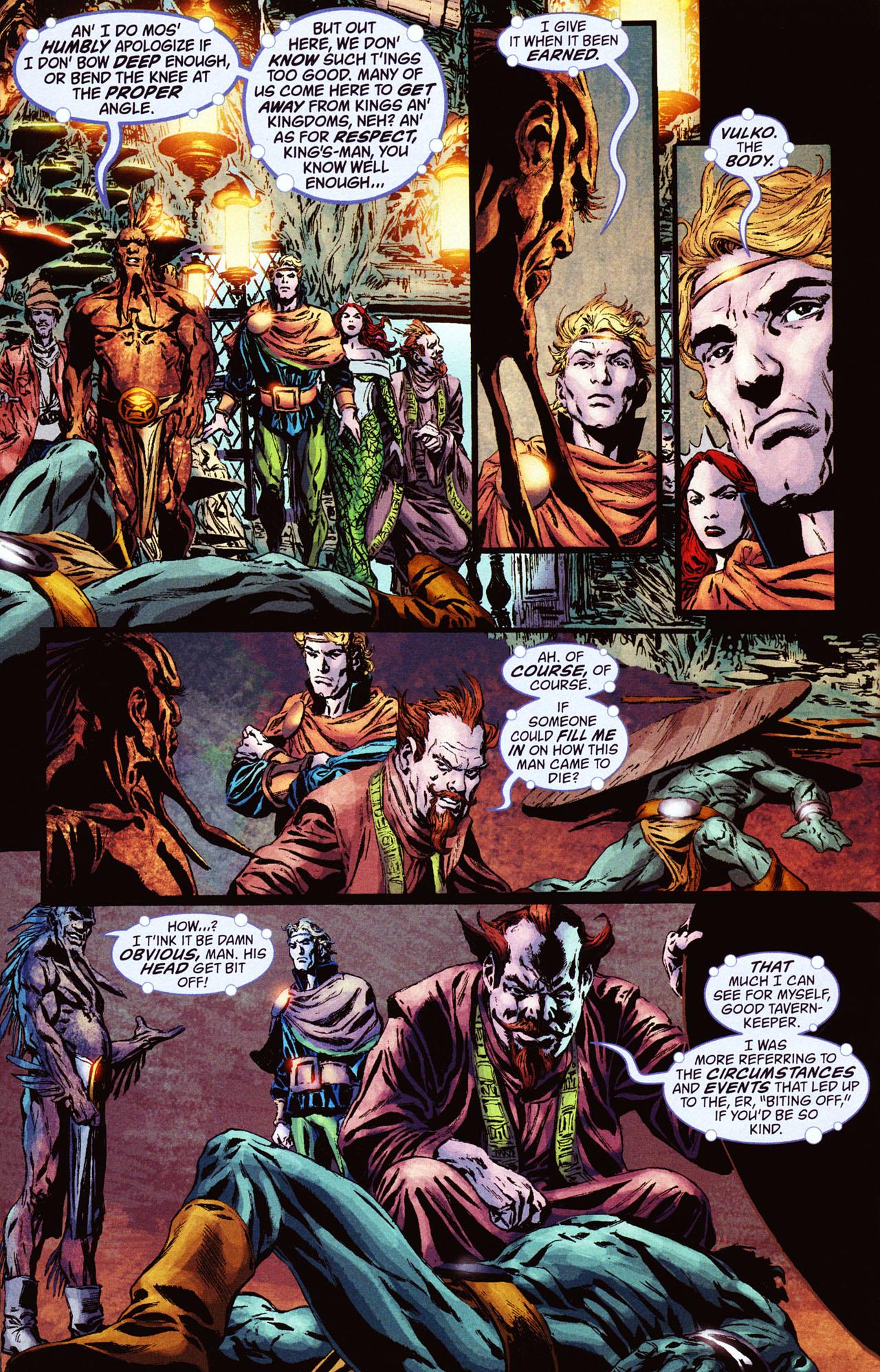 Read online Aquaman: Sword of Atlantis comic -  Issue #46 - 14