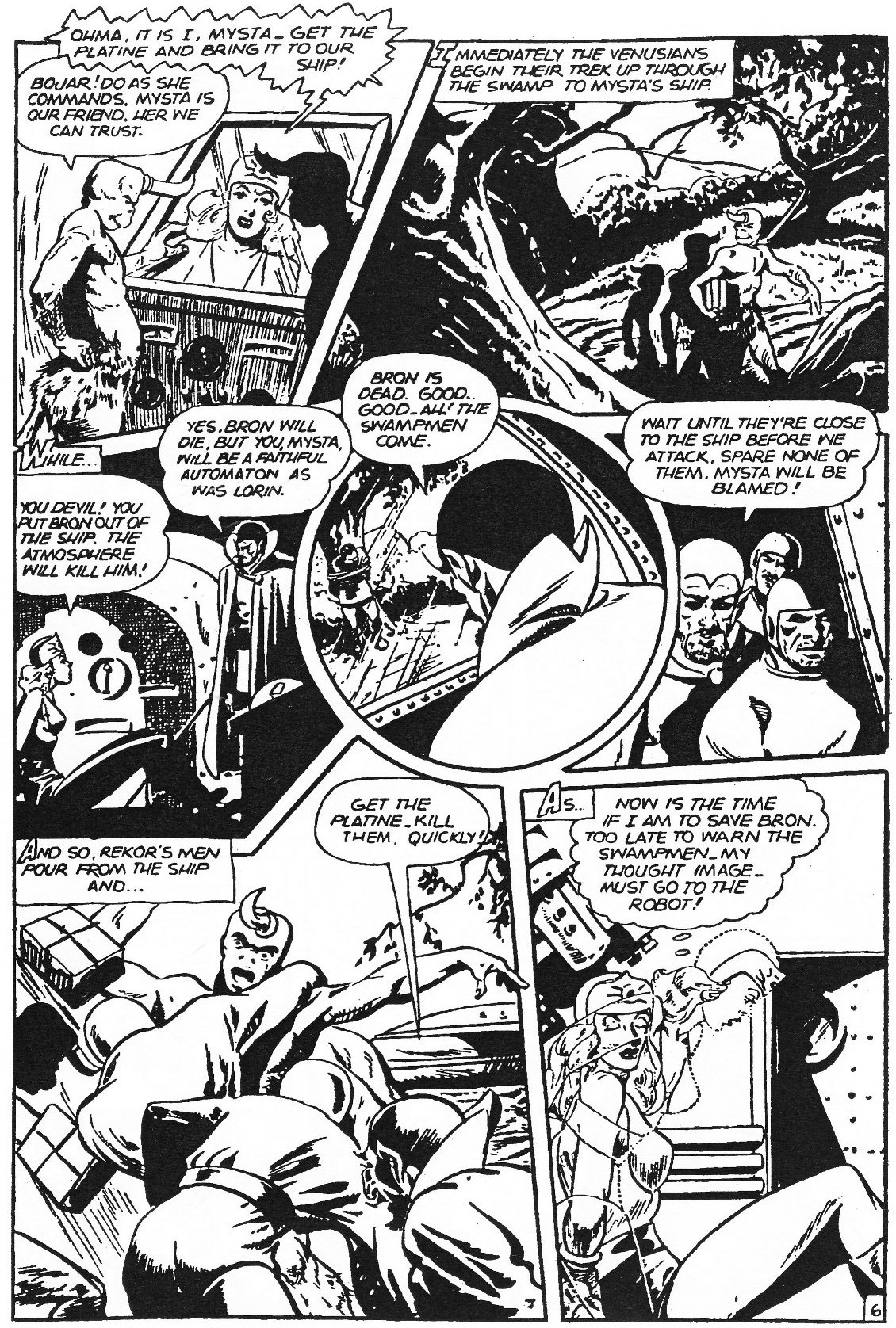 Read online Men of Mystery Comics comic -  Issue #82 - 85
