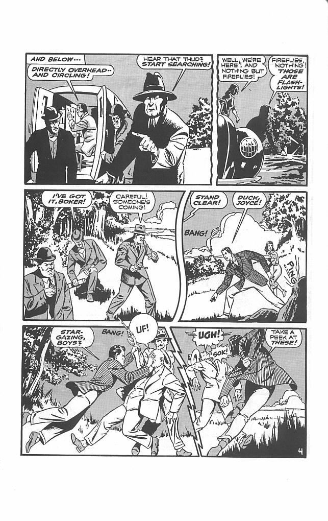 Read online Golden-Age Men of Mystery comic -  Issue #9 - 16
