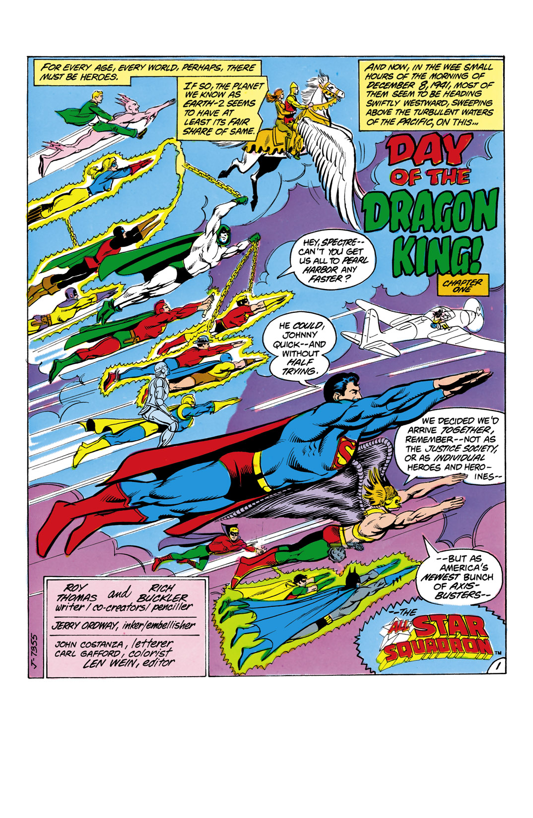 Read online All-Star Squadron comic -  Issue #4 - 2