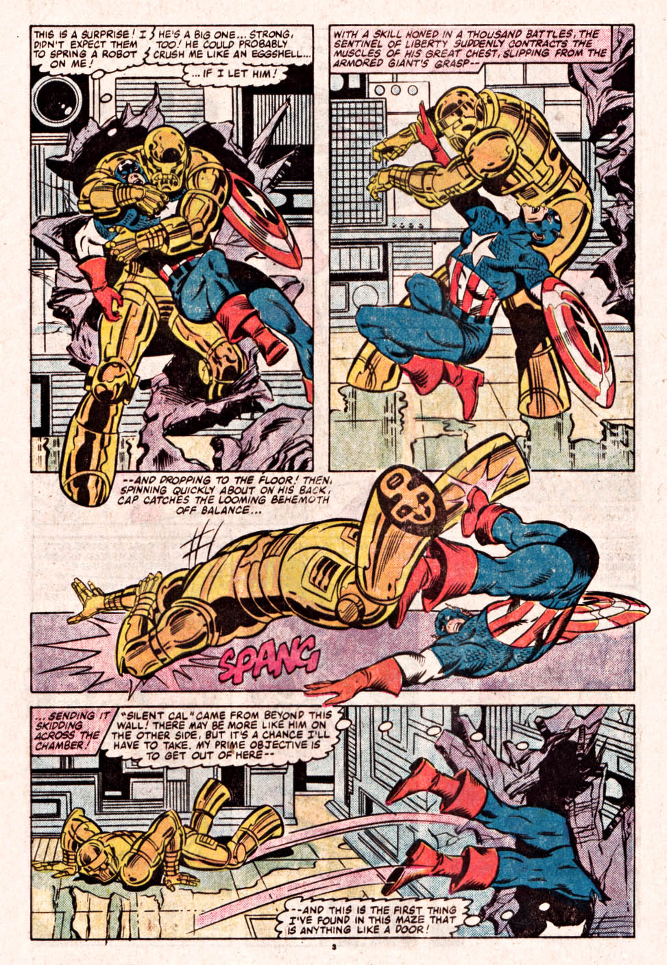 The Avengers (1963) 251 Page 3