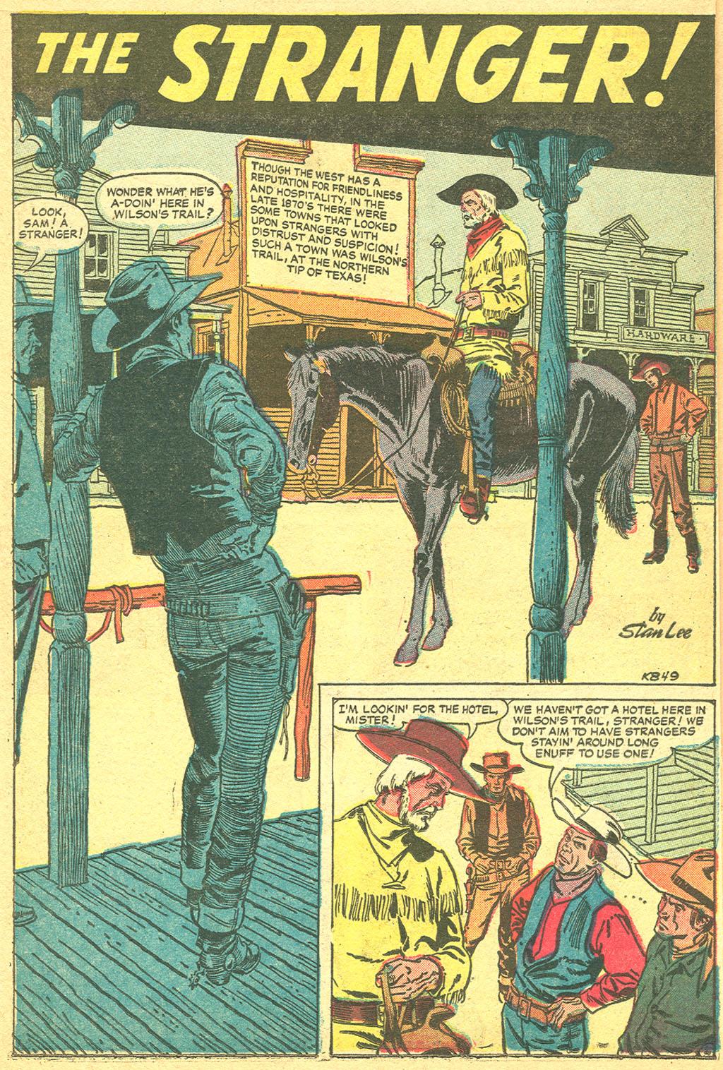 Read online Two-Gun Kid comic -  Issue #34 - 21