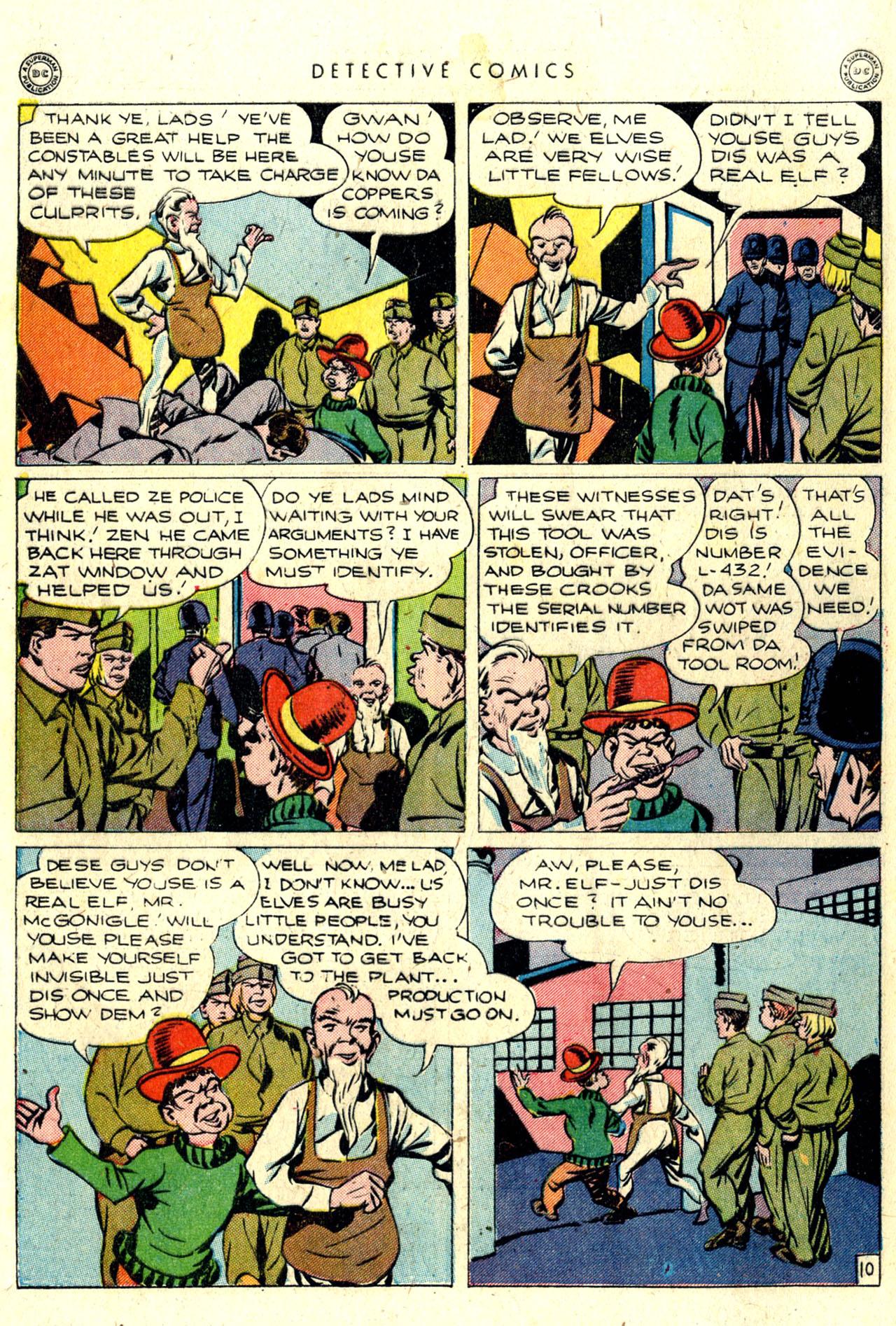 Read online Detective Comics (1937) comic -  Issue #100 - 47