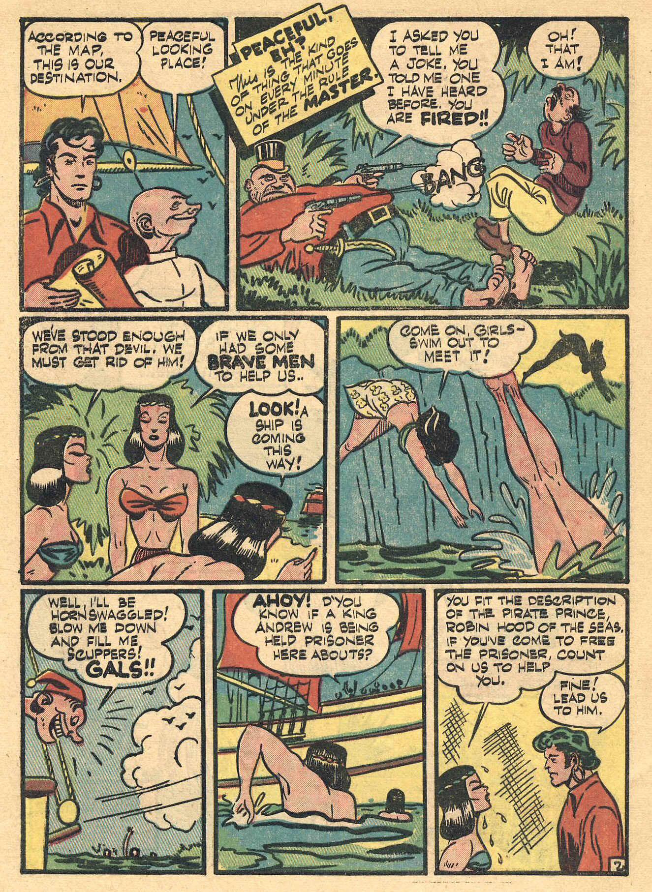 Daredevil (1941) issue 16 - Page 58
