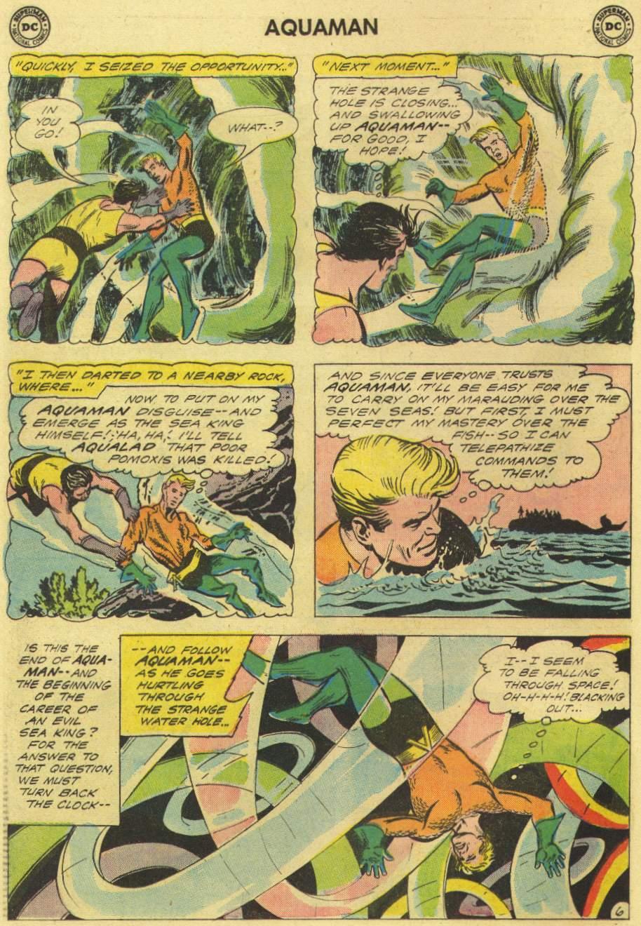 Aquaman (1962) Issue #3 #3 - English 8