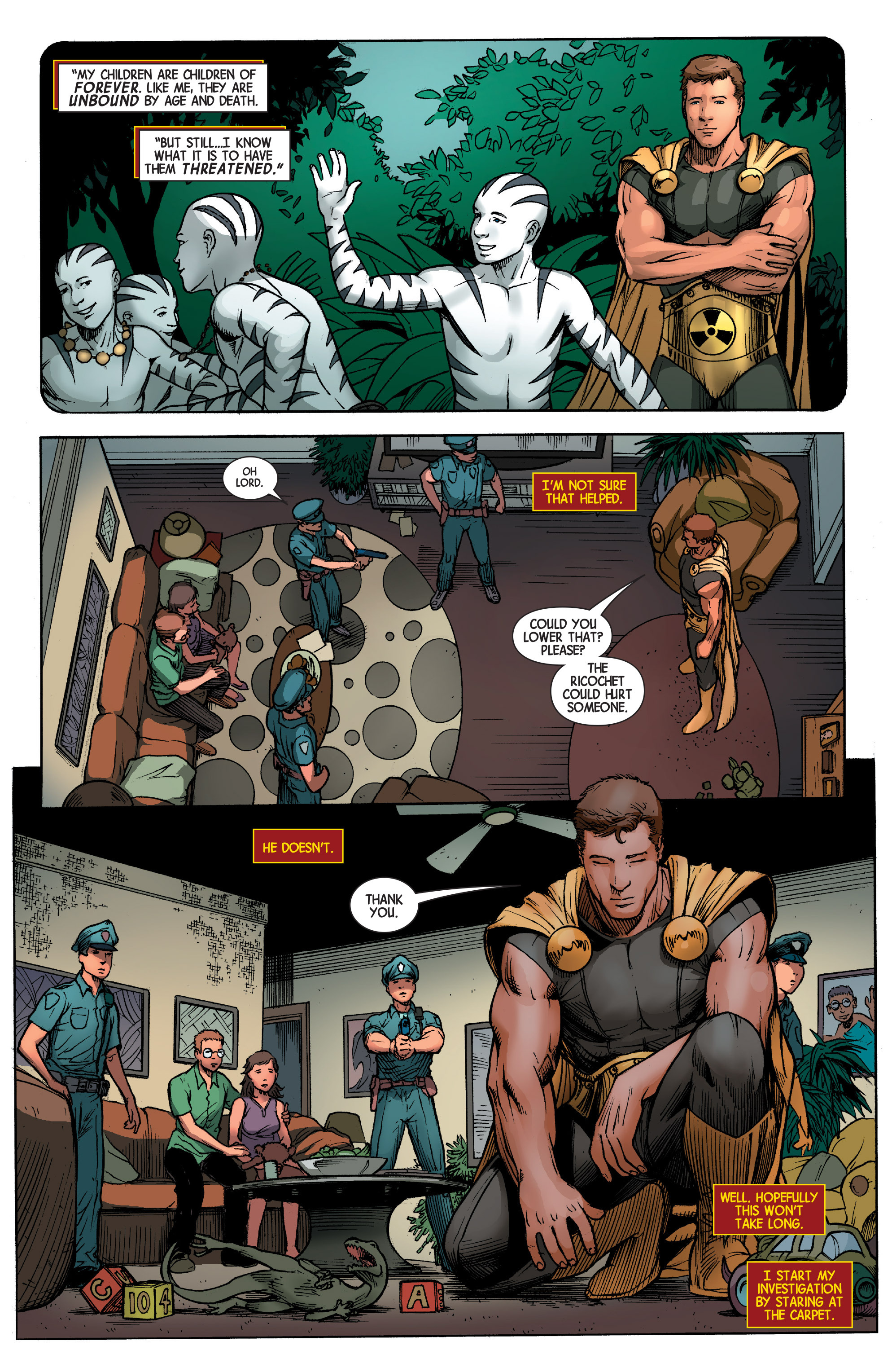 Read online Avengers (2013) comic -  Issue #34.1 - 9