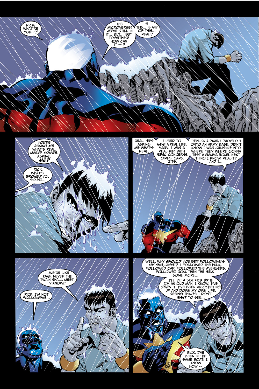 Captain Marvel (1999) Issue #19 #20 - English 17